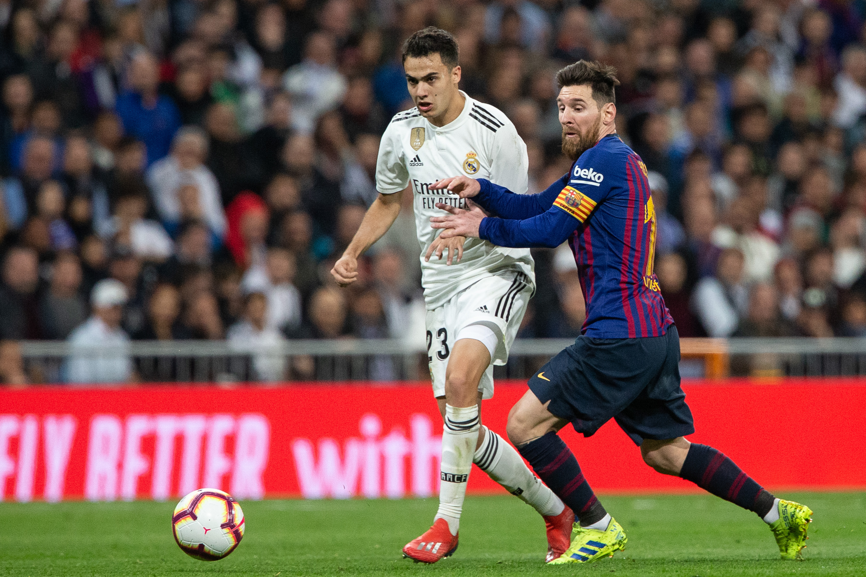 Football - Etranger - Le Clasico Barça-Real Madrid reporté en raison des violences en Catalogne
