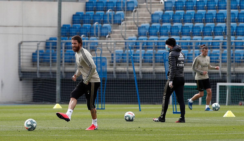 Football - Etranger - Le Real Madrid a repris le chemin de l'entraînement