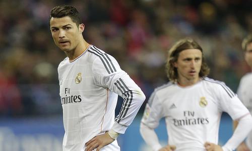 Sevilla 2-1 Real Madrid : Le Real Madrid perd gros