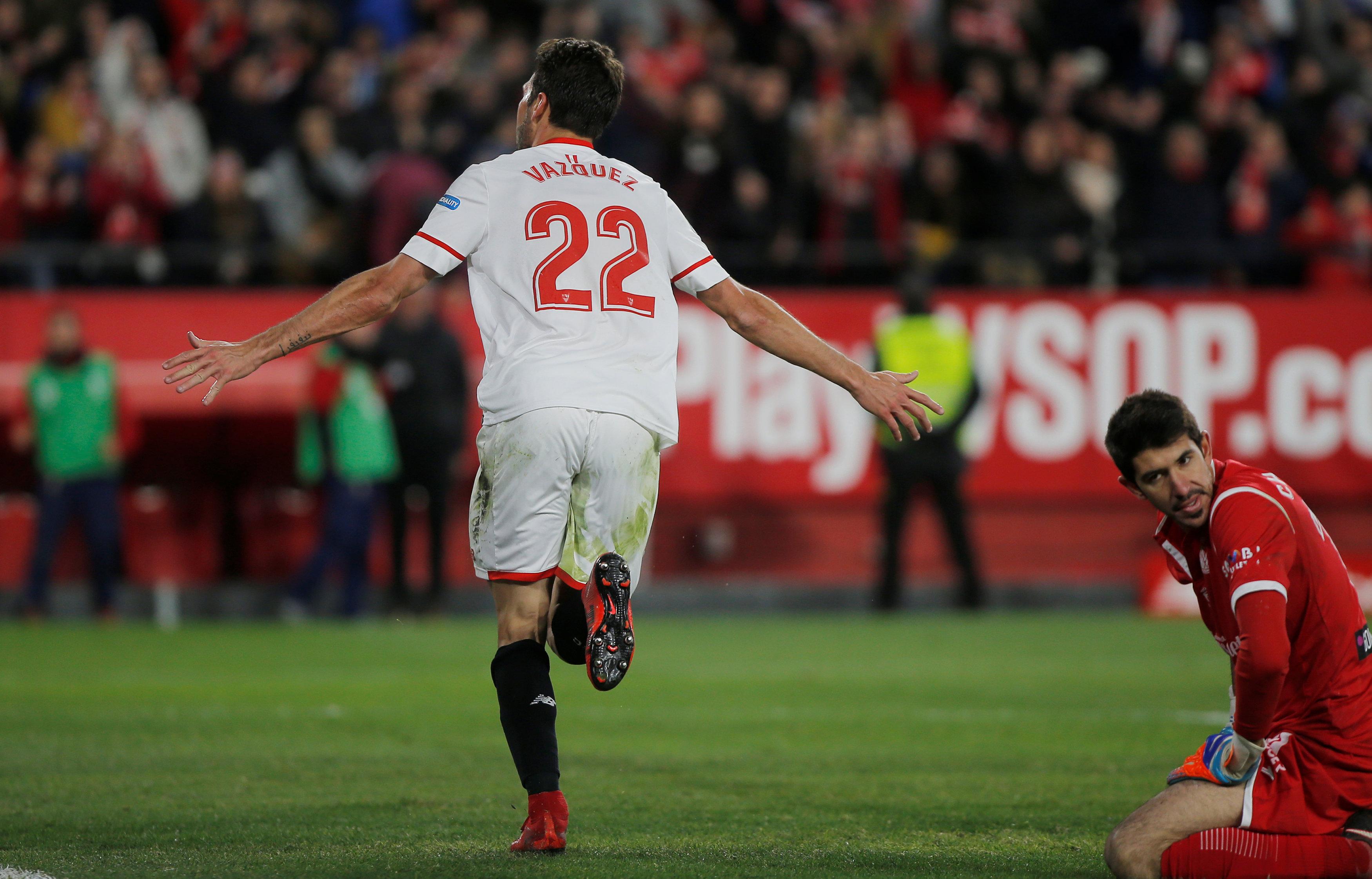 Maillot Domicile Sevilla FC L. Muriel