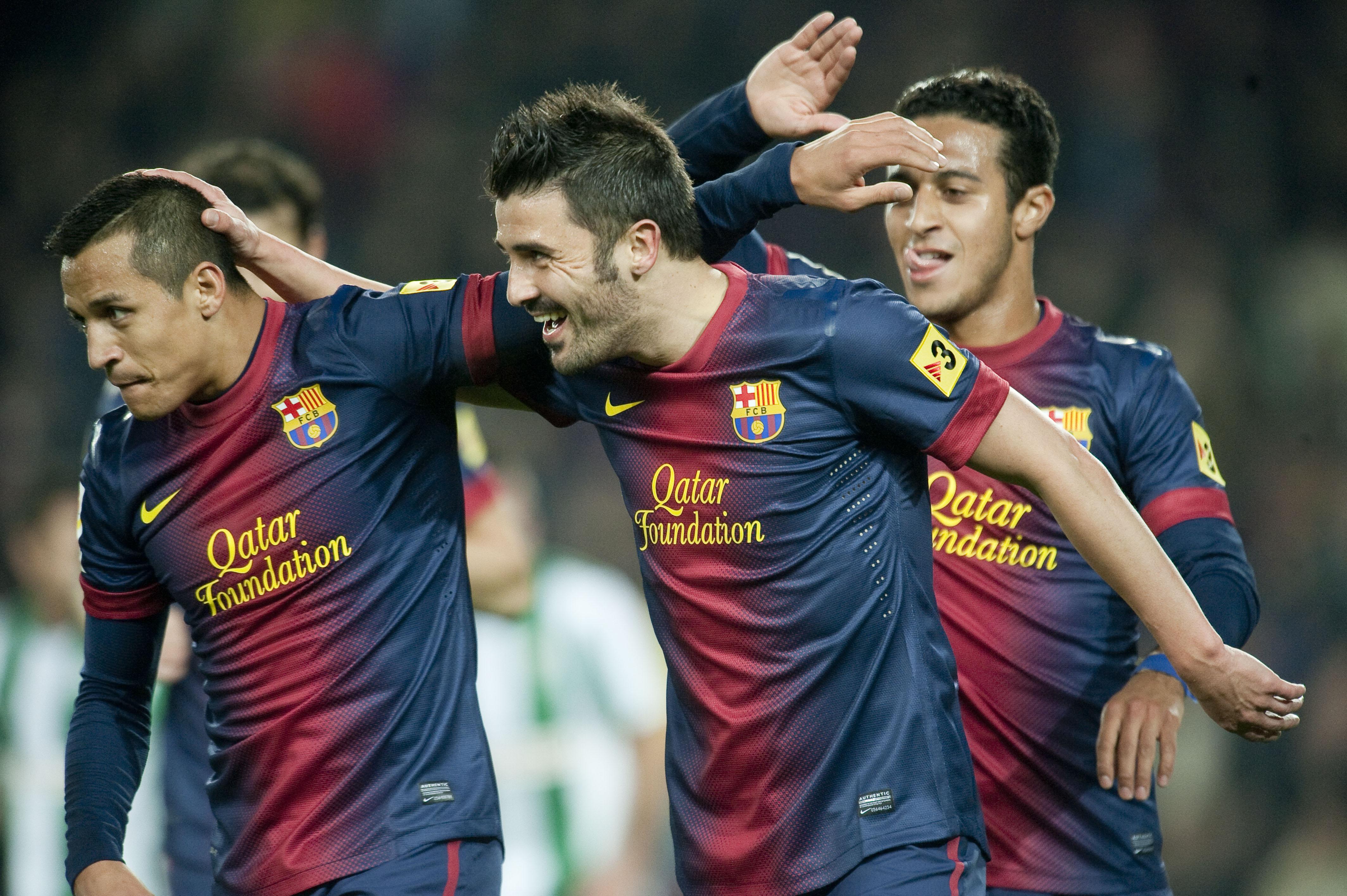 Football - Etranger - Les plus beaux buts de la décennie du FC Barcelone