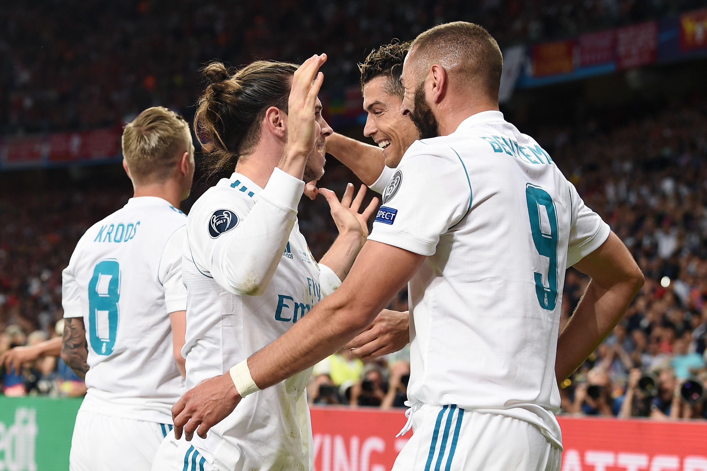 Football - Etranger - Les plus beaux buts de la décennie du Real Madrid