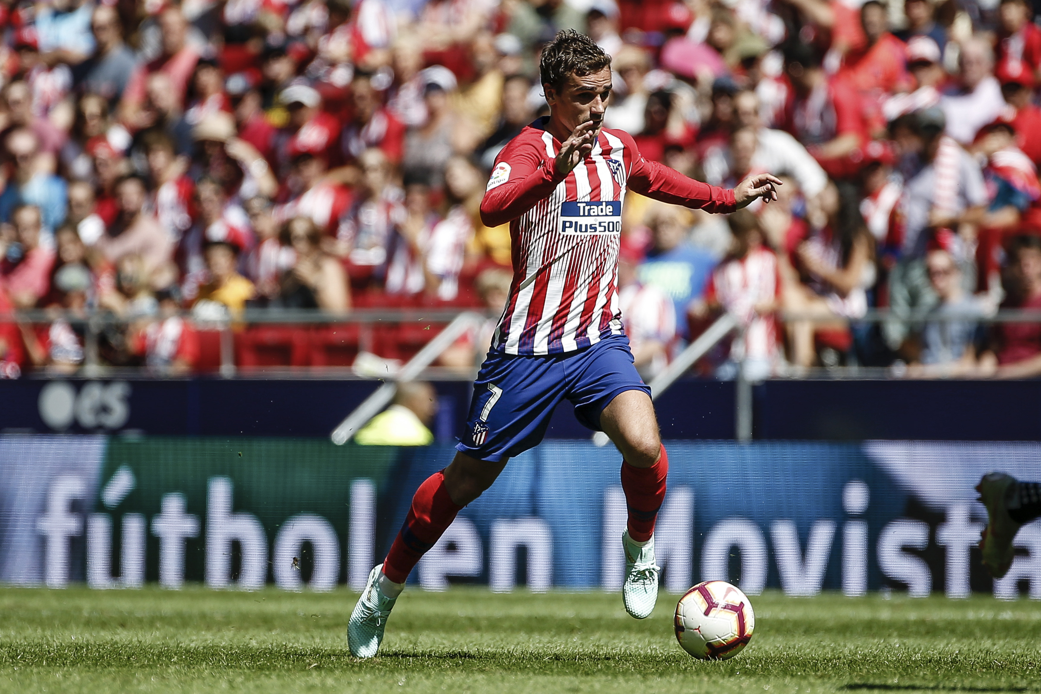 Football - Etranger - Liga : Getafe-Atlético Madrid en direct