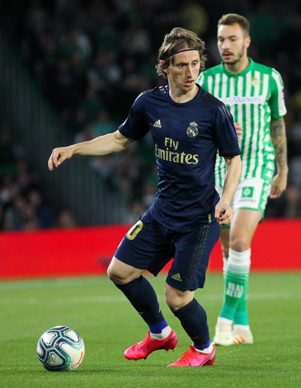 Football - Etranger - Luka Modric : «J'ai vu Ronaldo désespéré au bord des larmes»