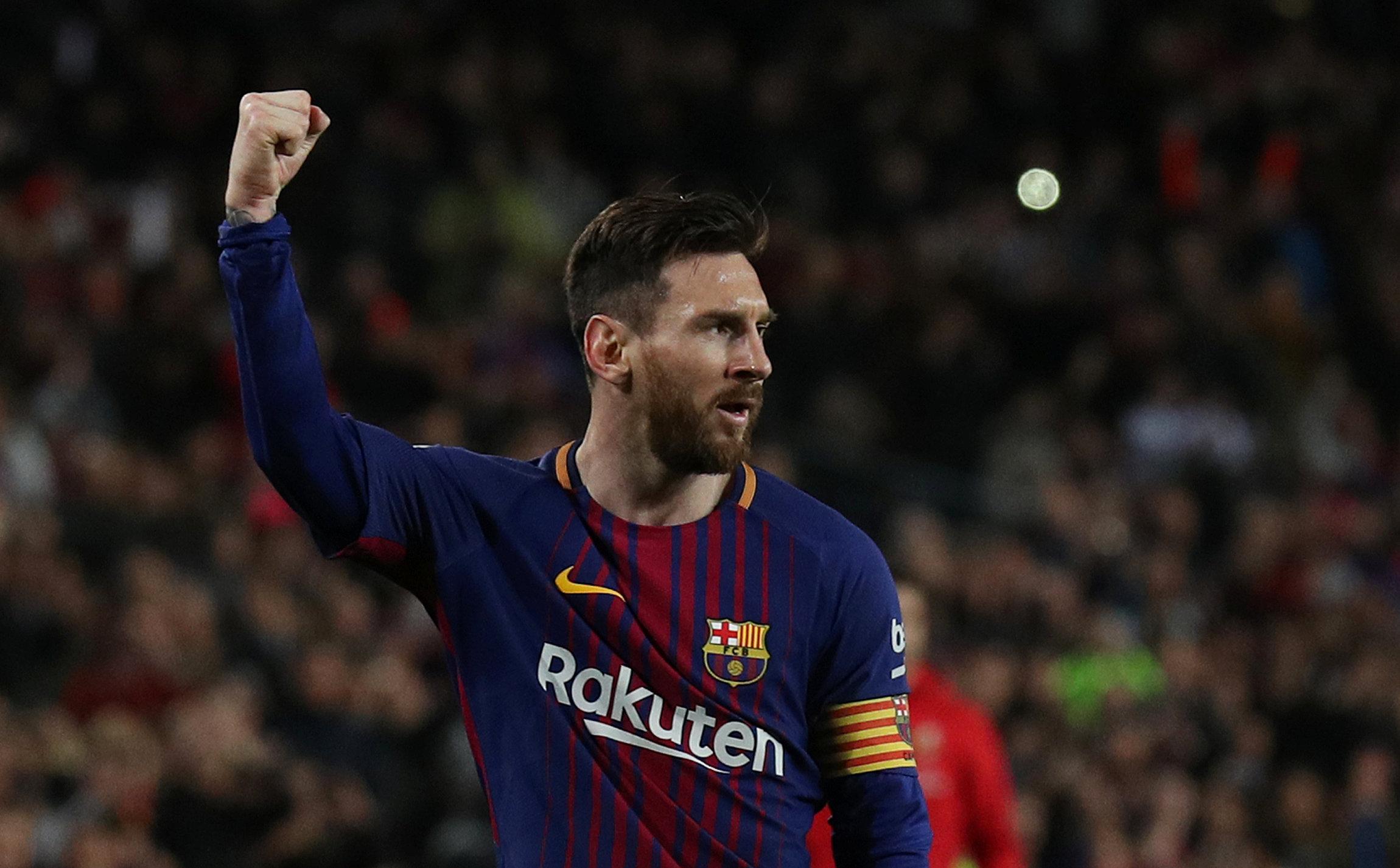 Football - Etranger - Messi footballeur le mieux payé au monde devant Ronaldo