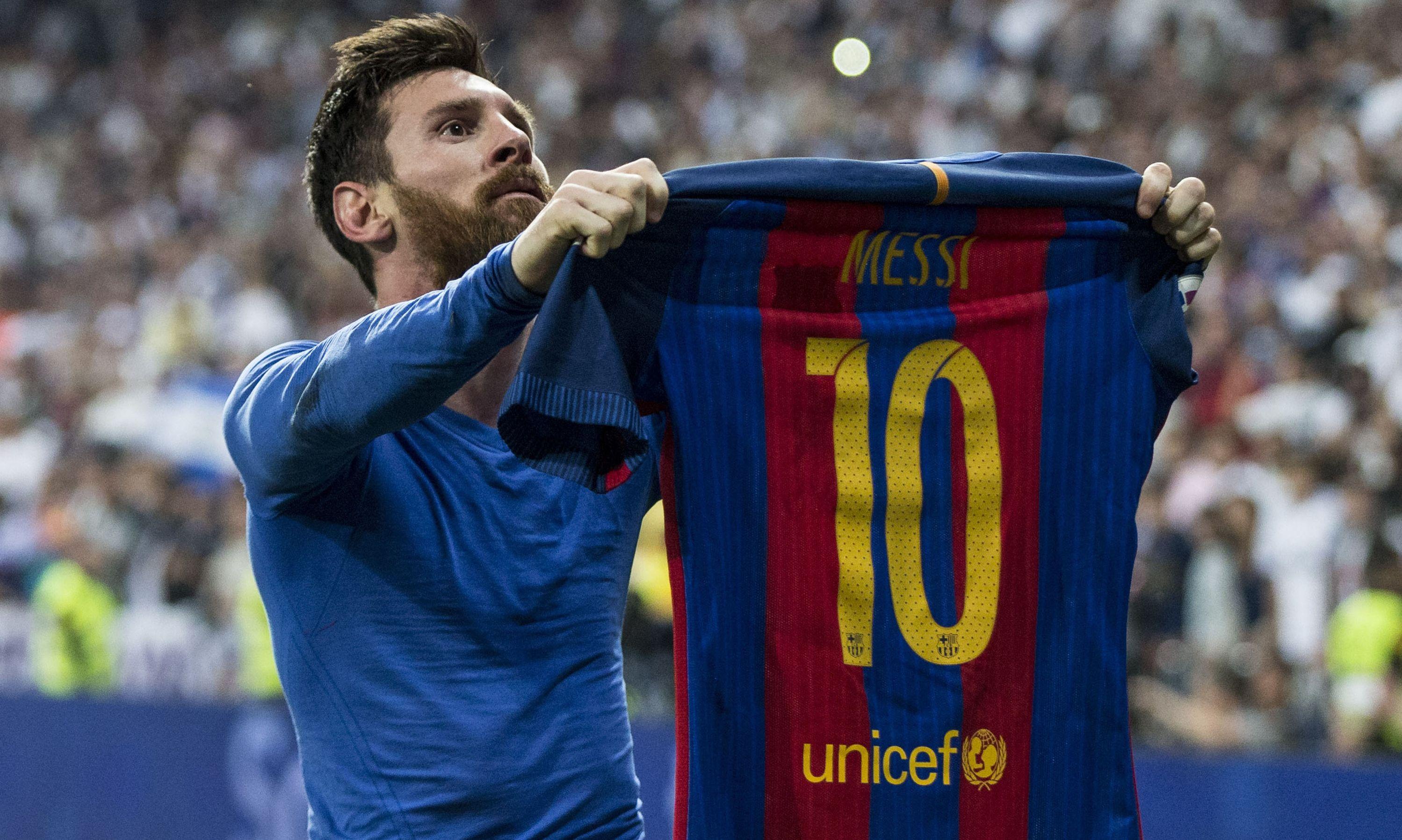 Football - Etranger - Messi, ses 500 buts en 7 dates clés