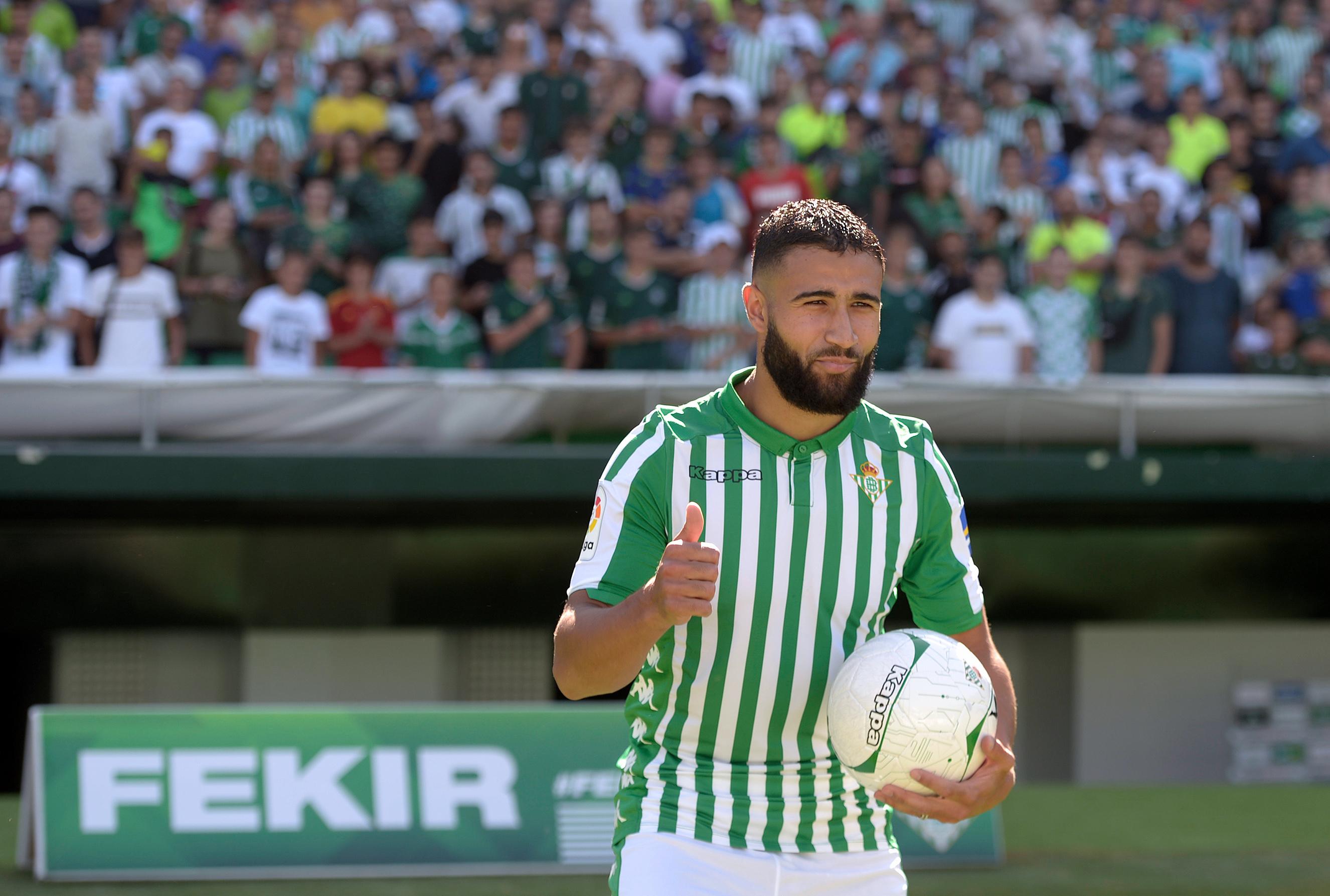 Football - Etranger - Nabil Fekir : «C'était le bon moment pour partir»
