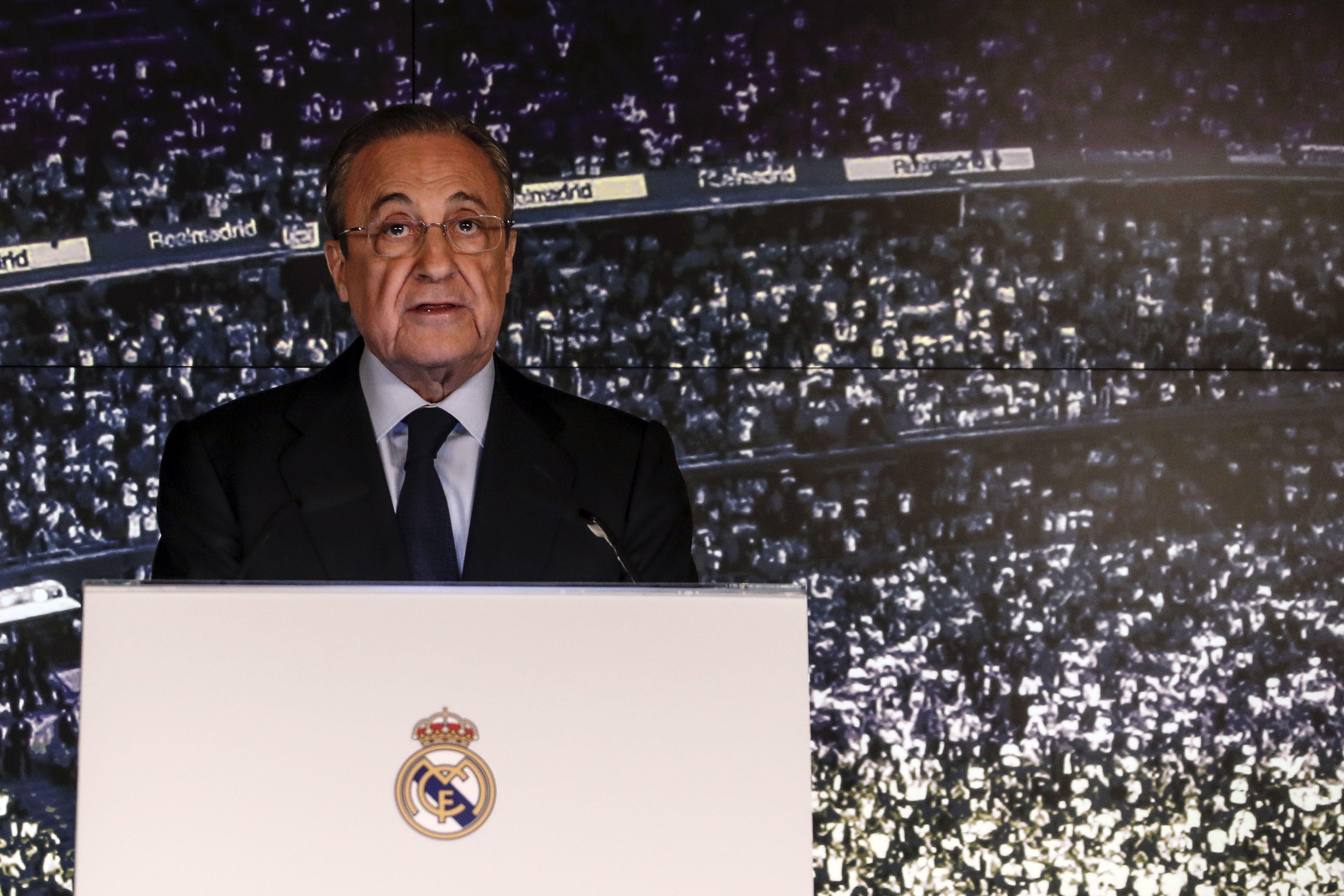 Football - Etranger - Neymar-Mbappé : Perez et Zidane lancent le Mercato du Real