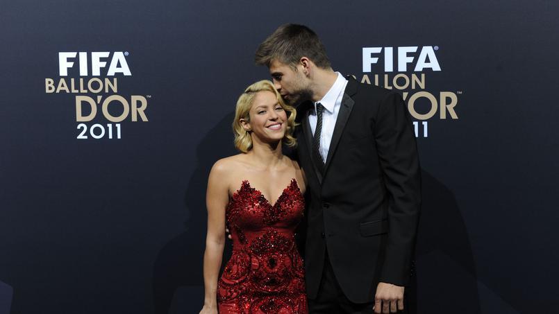 Football - Etranger - Piqué explique comment est née son histoire d'amour avec Shakira