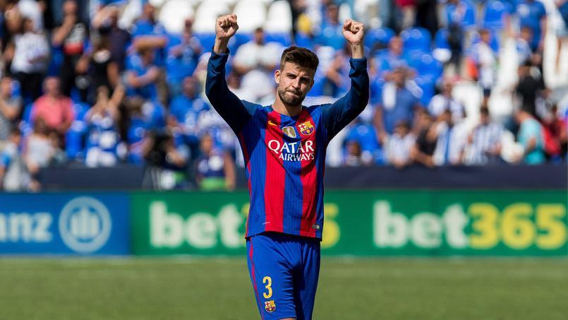 Football - Etranger - Piqué se verrait bien président du Barça