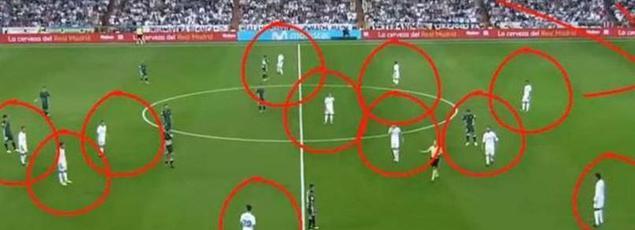 Football - Etranger - Quand le Real Madrid a joué avec… 12 joueurs