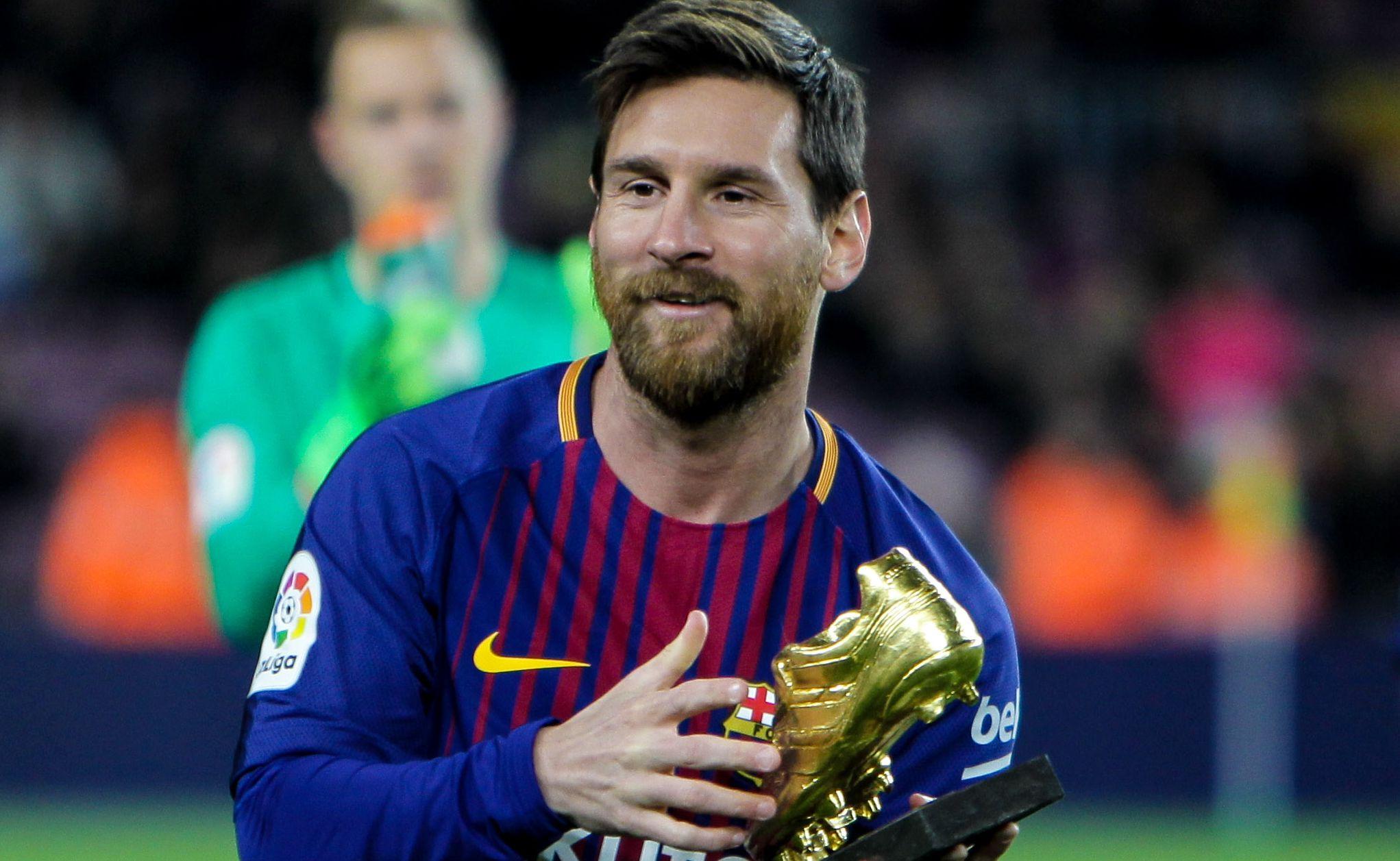 Football - Etranger - Real-Barça : Messi veut gagner pour «creuser un écart important»