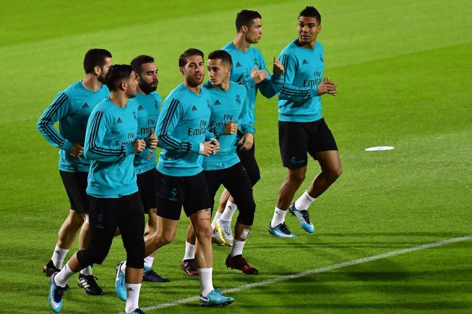 Football - Etranger - Real Madrid : une drôle de préparation avant le Clasico