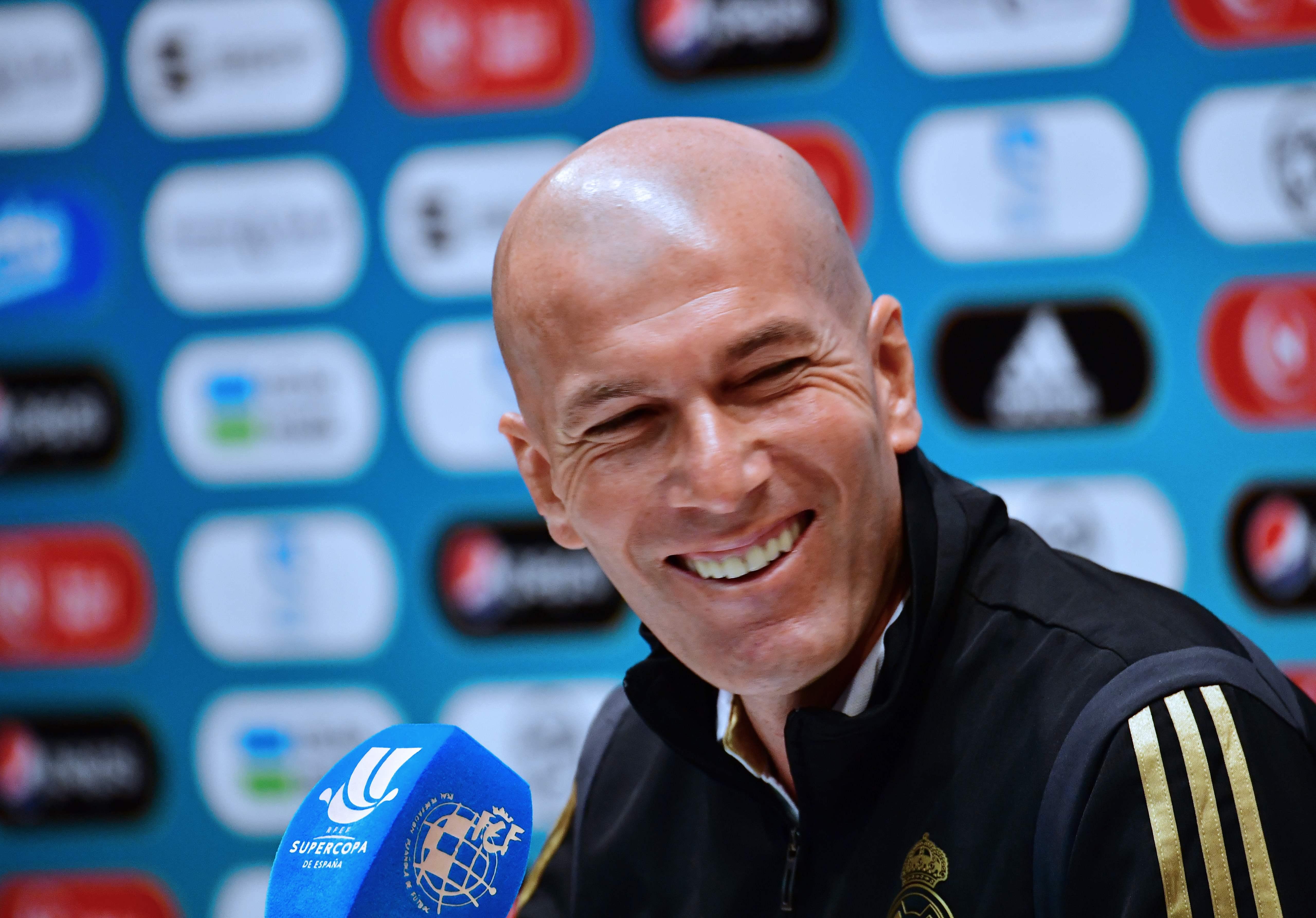 Football - Etranger - Real Madrid : Zidane se considère «meilleur» entraîneur qu'avant