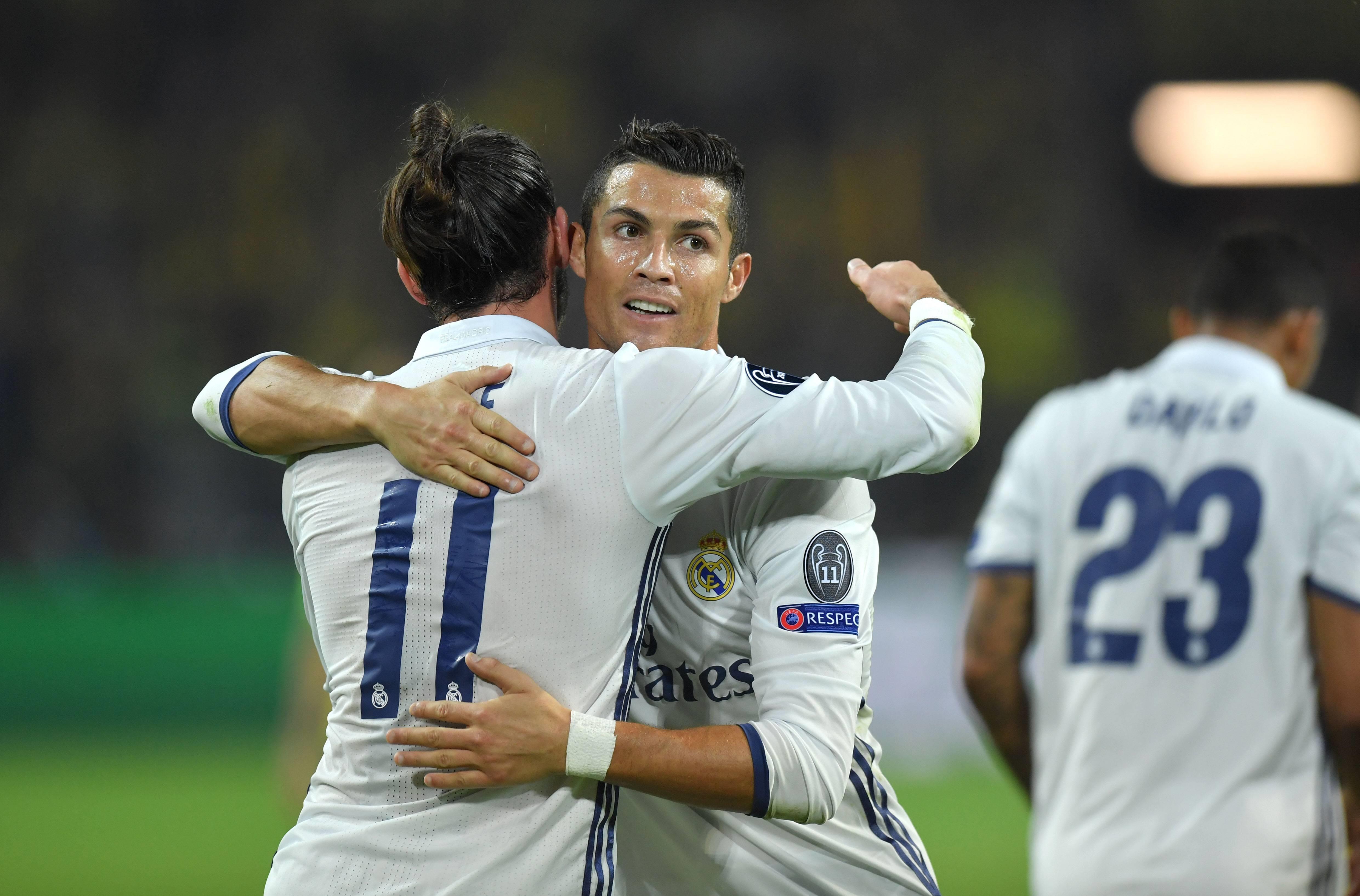 Football - Etranger - Ronaldo et Bale auraient prolongé au Real