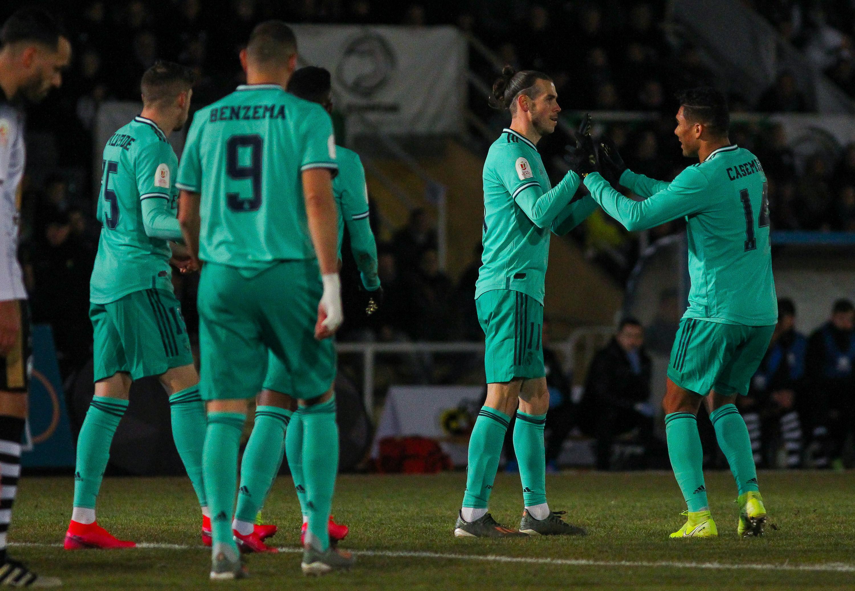 Football - Etranger - Salamanque-Real Madrid : le résumé de la victoire madrilène (1-3)