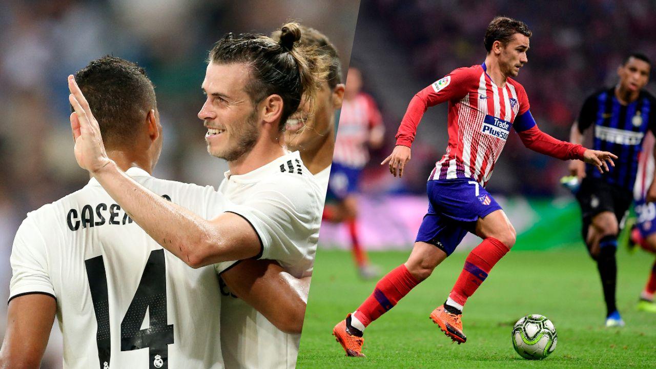 Super coupe d europe le duel bale griezmann en vid o espagne etranger football - Final super coupe d espagne ...