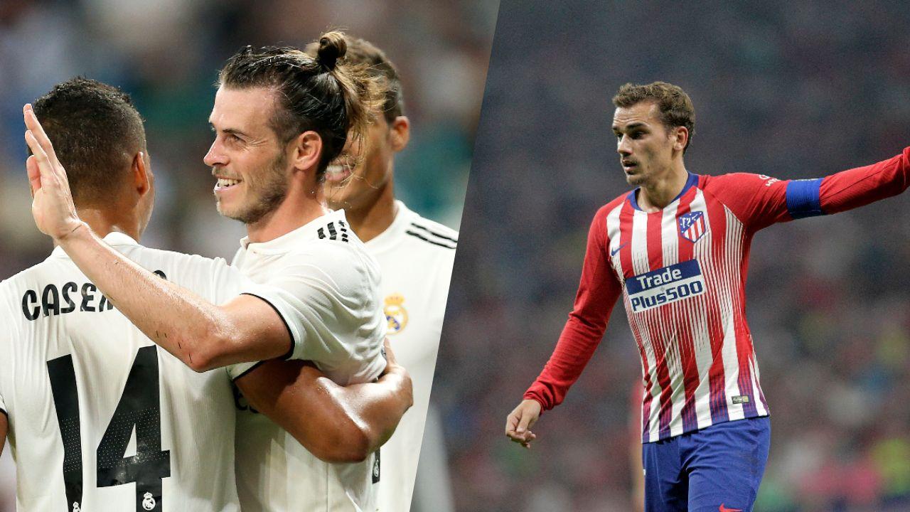 Football - Etranger - Super Coupe d'Europe : le duel Bale/Griezmann en vidéo