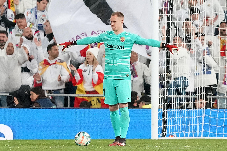 Football - Etranger - Ter Stegen fête ses 28 ans : ses plus beaux arrêts en Ligue des champions en 2019