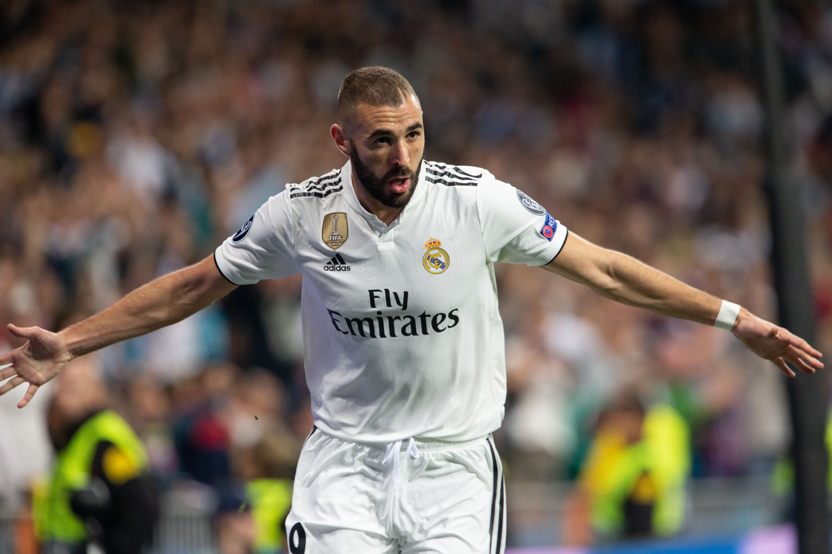 Football - Etranger - Top 10 des buts les plus marquants de Benzema au Real Madrid