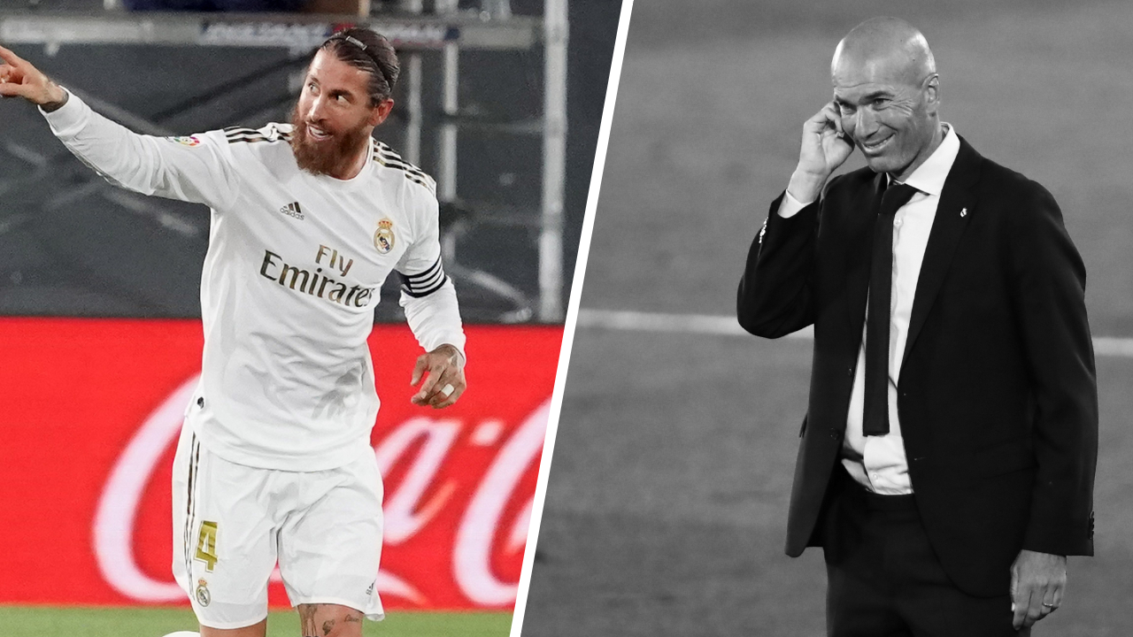 Football - Etranger - Tops/Flops Real Madrid-Getafe : Ramos, capitaine précieux d'un Real poussif