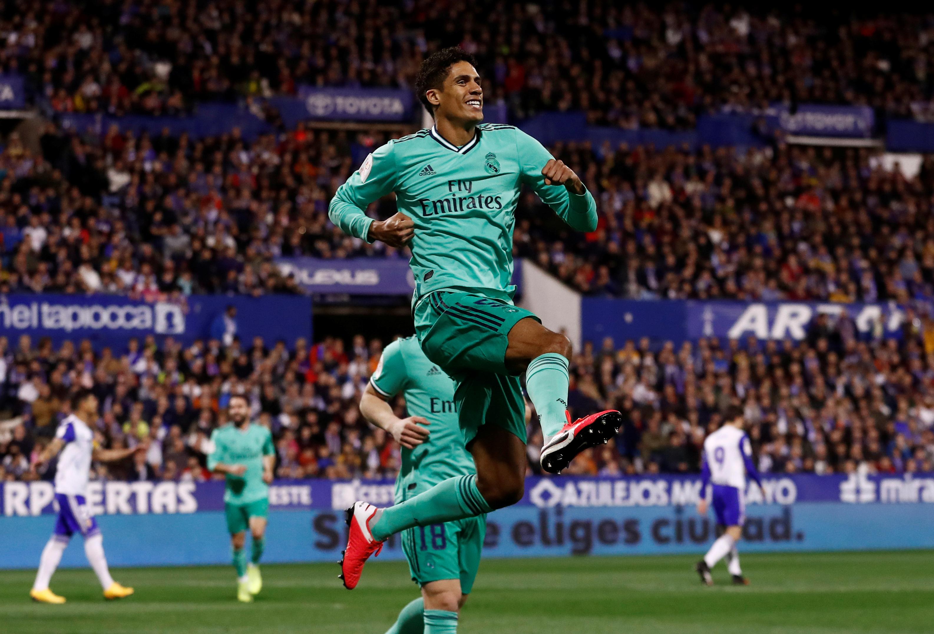 Football - Etranger - Varane fête ses 27 ans : ses plus beaux buts avec le Real Madrid