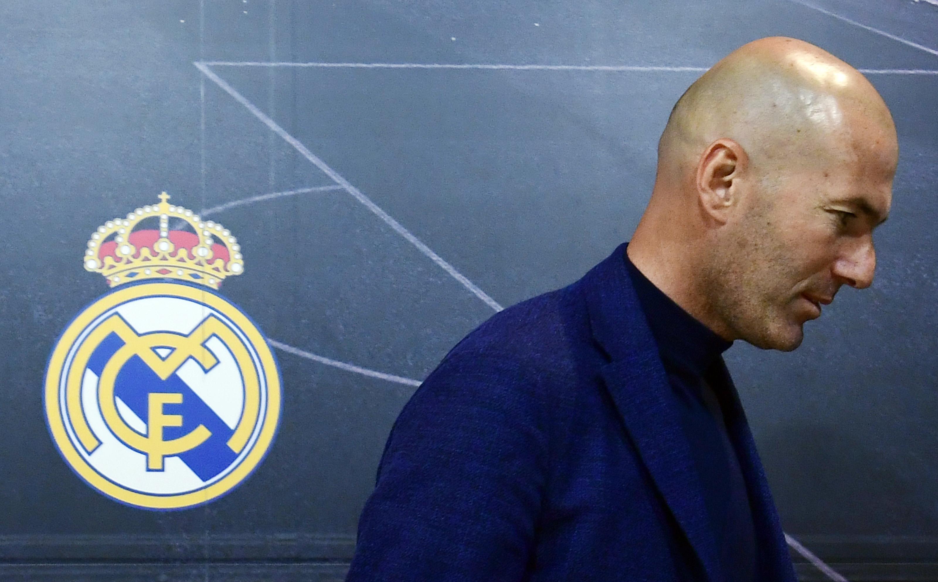 Football - Etranger - Zidane entraîneur du Real Madrid : les 9 dates marquantes