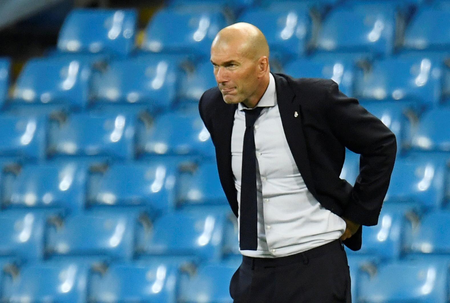 Football - Etranger - Zidane et le Real Madrid repartent à la conquête du doublé