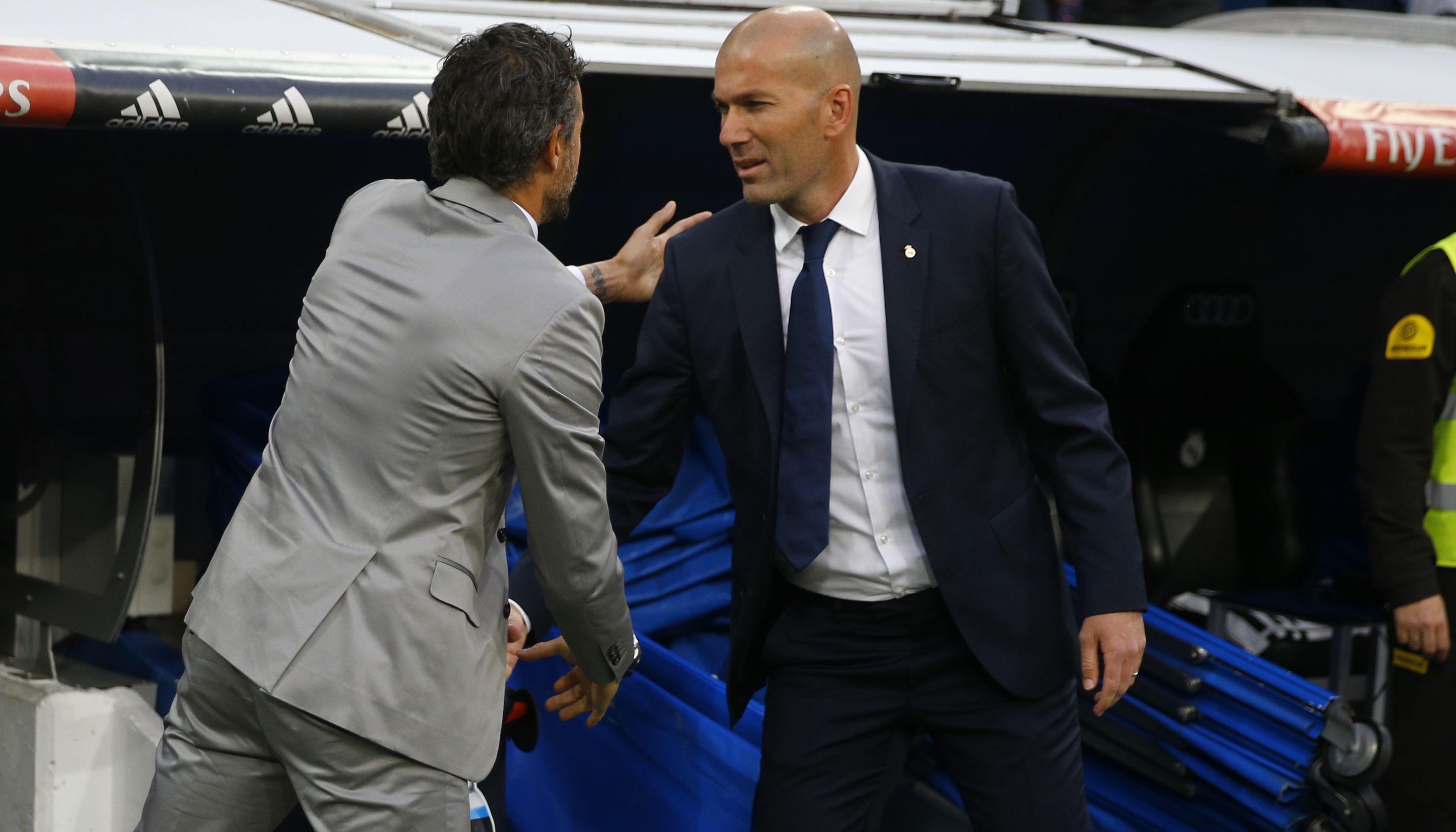 Football - Etranger - Zidane : «Il faut féliciter Messi, point barre»