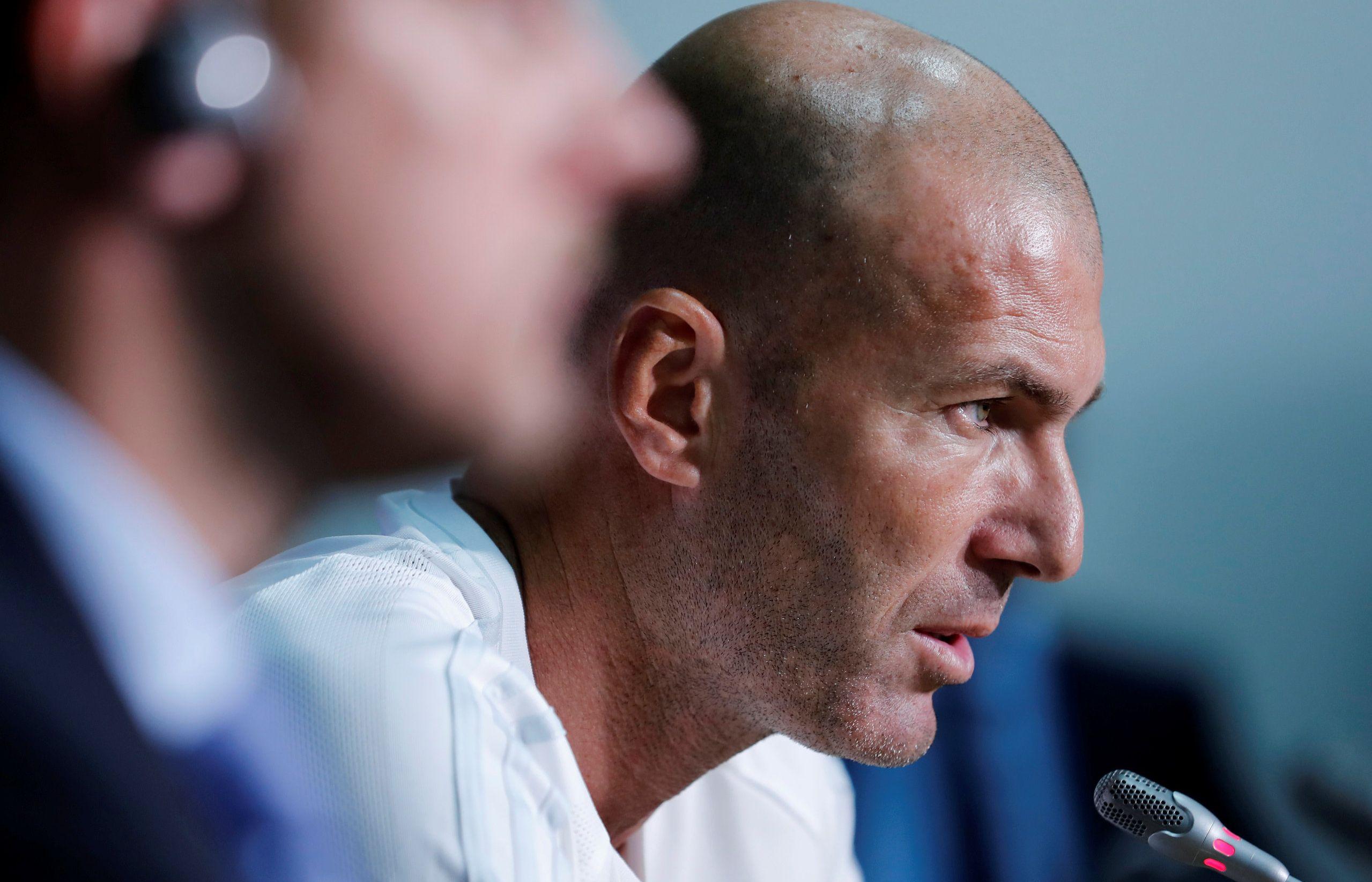 Football - Etranger - Zidane : «On accepte les critiques»