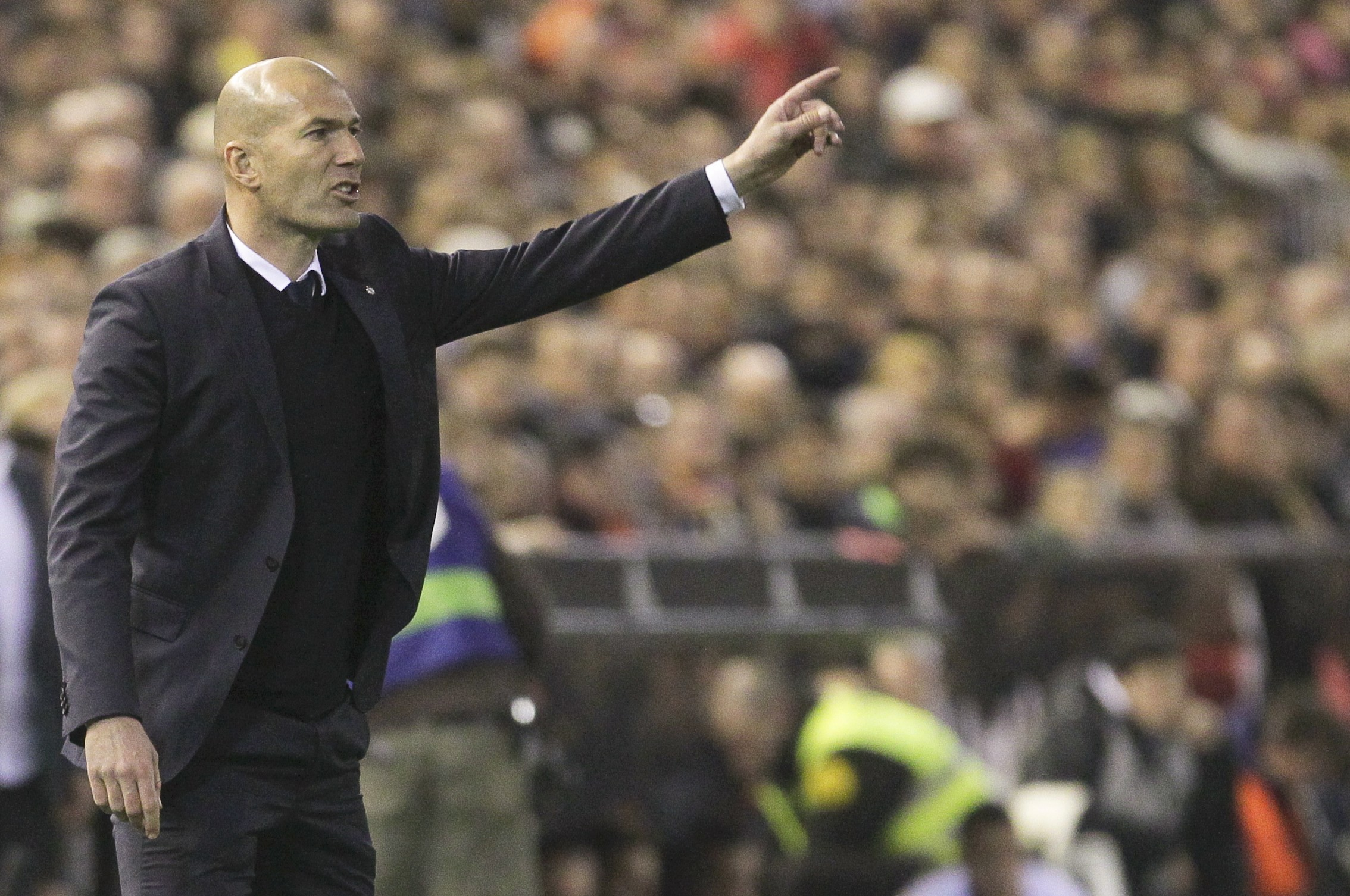 Football - Etranger - Zidane : «On s'est mis dans la m****»