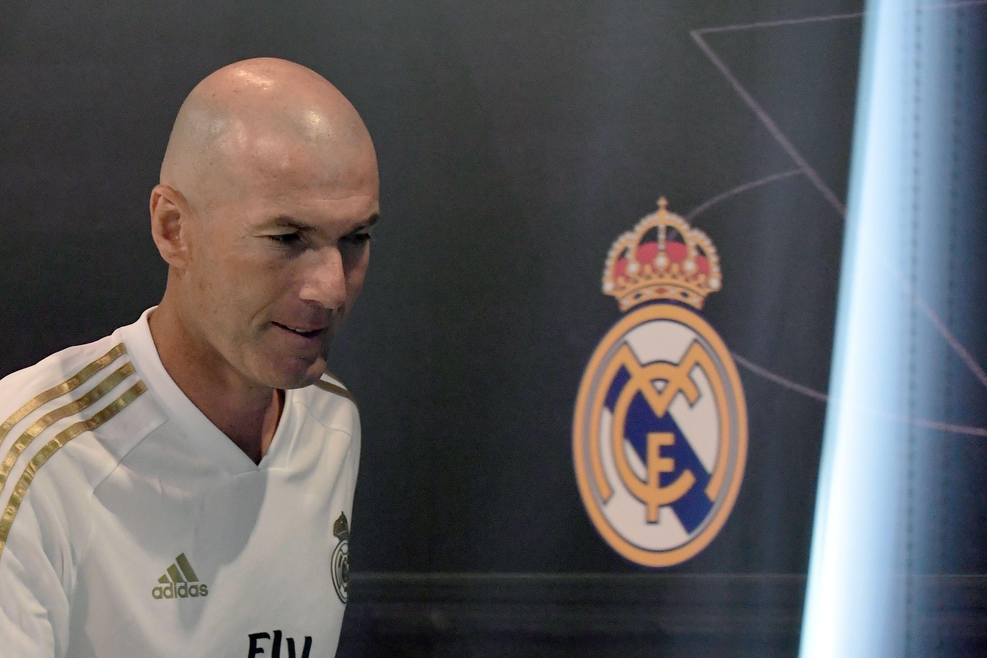 Football - Etranger - Zidane sur les critiques : «Ça fait partie du jeu, de la vie d'un entraîneur»
