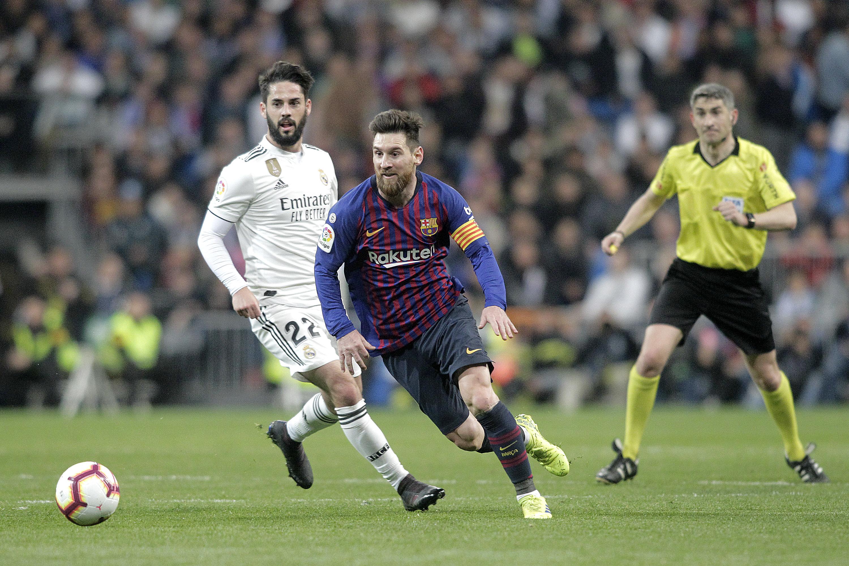 Football - Etranger - Barcelone-Real Madrid: pourquoi la Liga demande l'inversion du Clasico