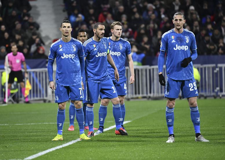 Football - Etranger - Face au péril financier redouté par la Juve, Ronaldo et ses coéquipiers montrent l'exemple en baissant leur salaire