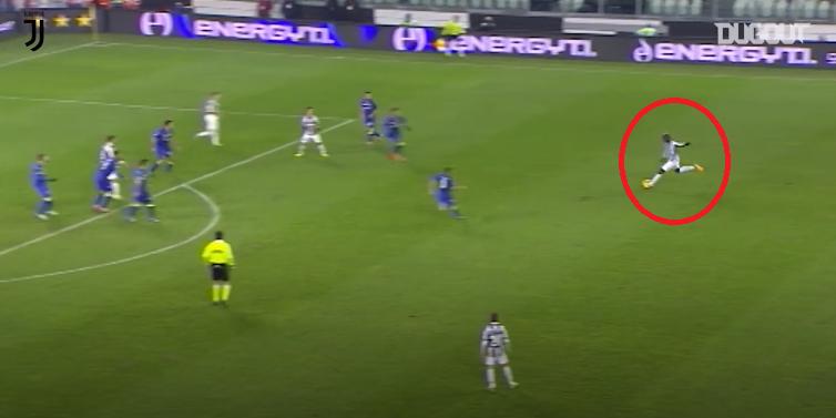 Football - Etranger - En attendant le foot : la frappe surpuissante de Pogba face à l'Udinese