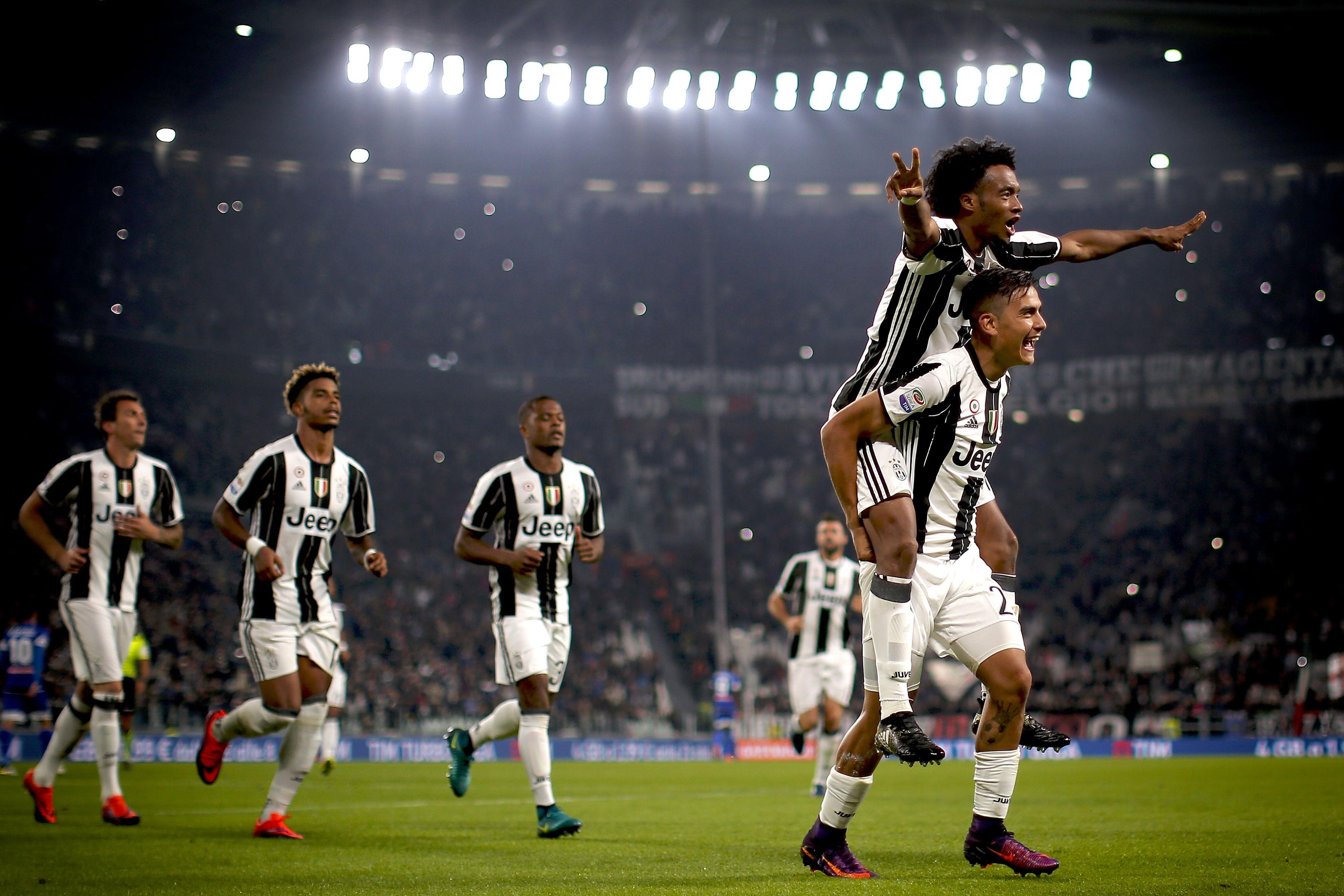 Football - Etranger - La Juventus enchaîne, la Roma est à ses trousses