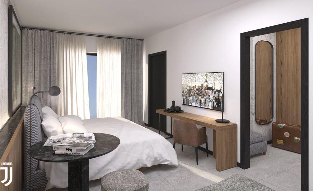 Football - Etranger - La Juventus Turin va lancer son hôtel