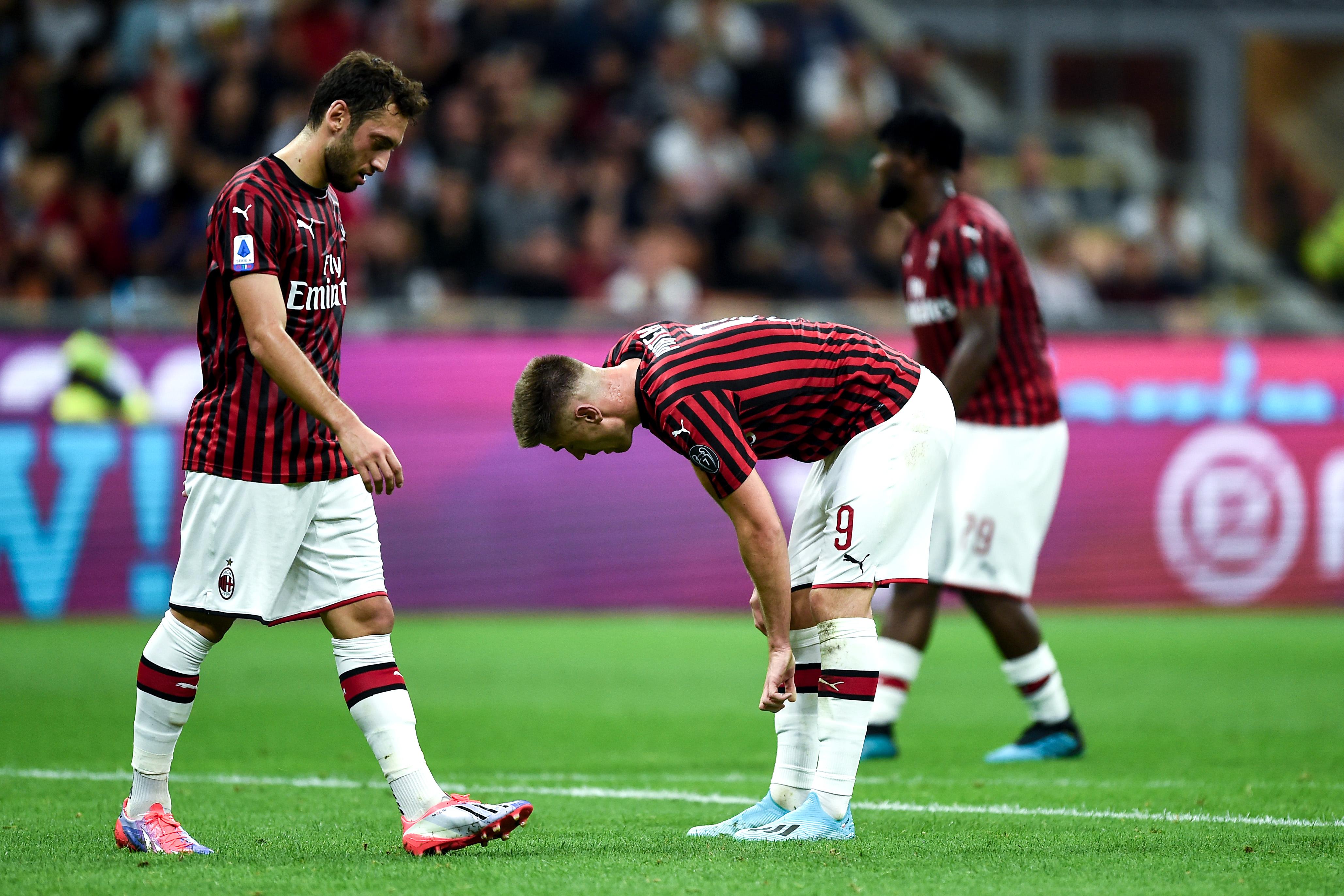 Les Européens sont au rendez-vous, l'AC Milan en crise