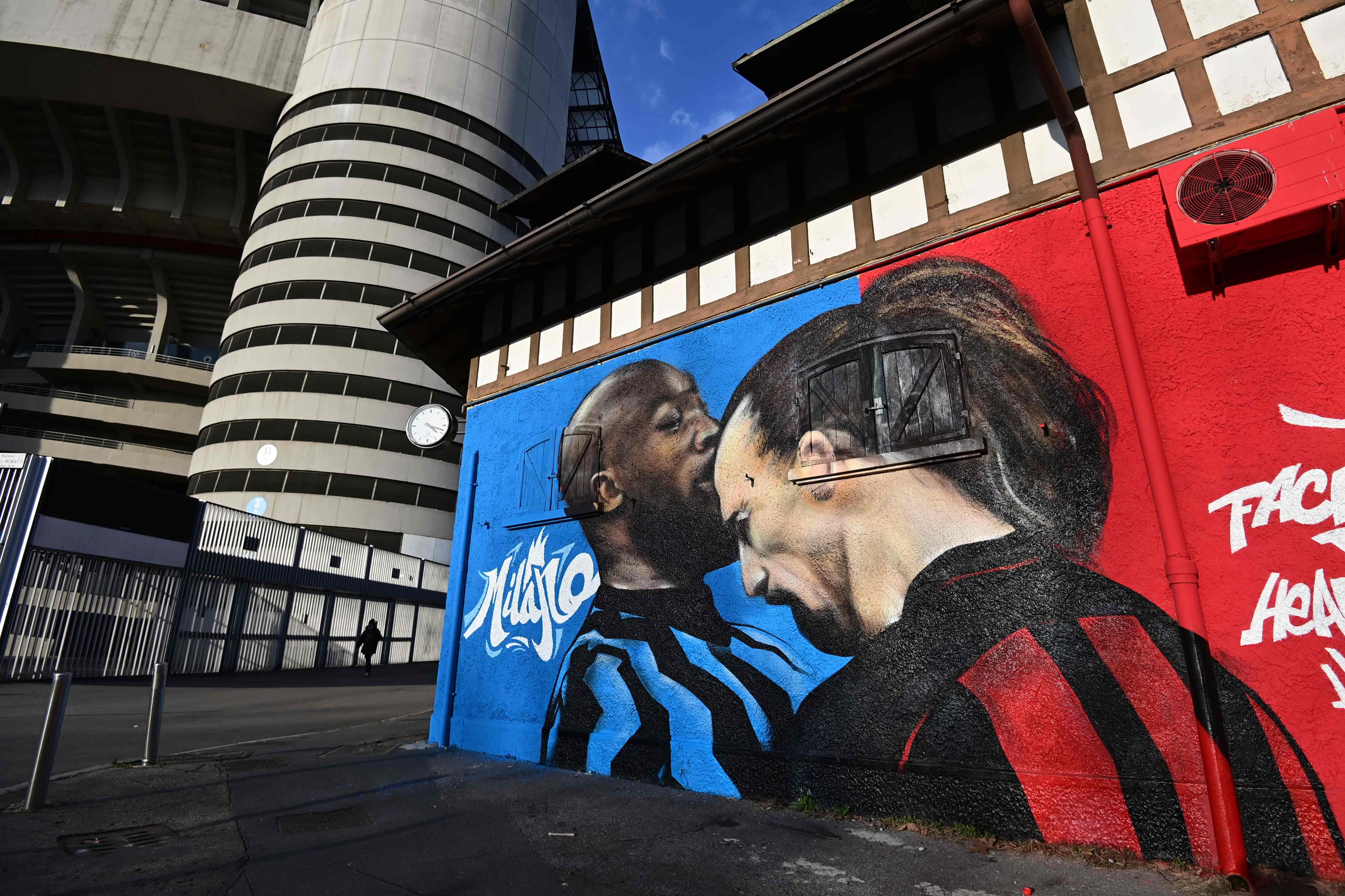 Football - Etranger - Lukaku-Ibrahimovic : le nouveau clash des poids lourds dans le derby milanais