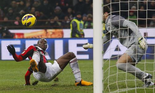 Milan freiné après le Barça - Italie - Etranger - Football -