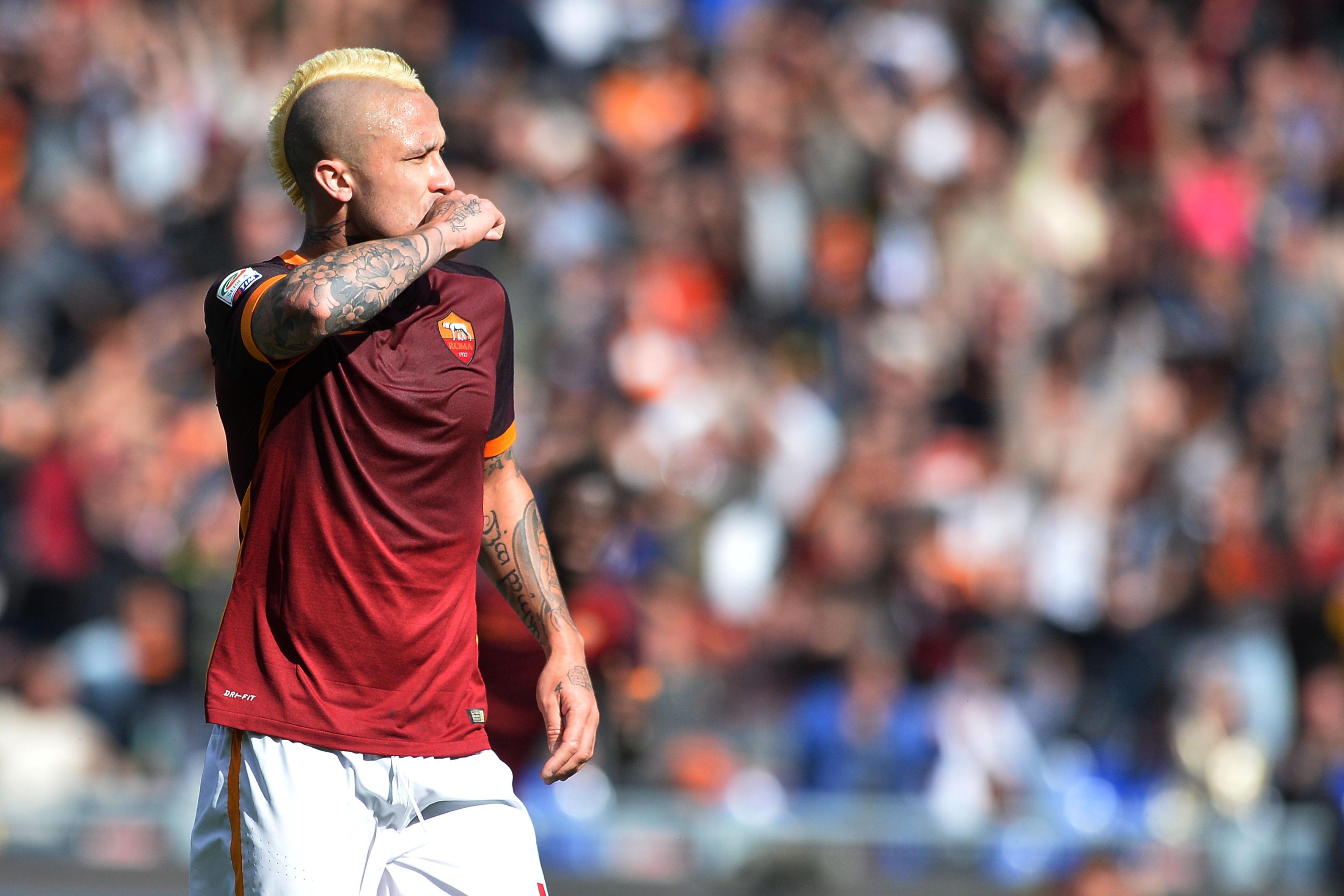 Football - Etranger - Roma-Inter Milan en direct