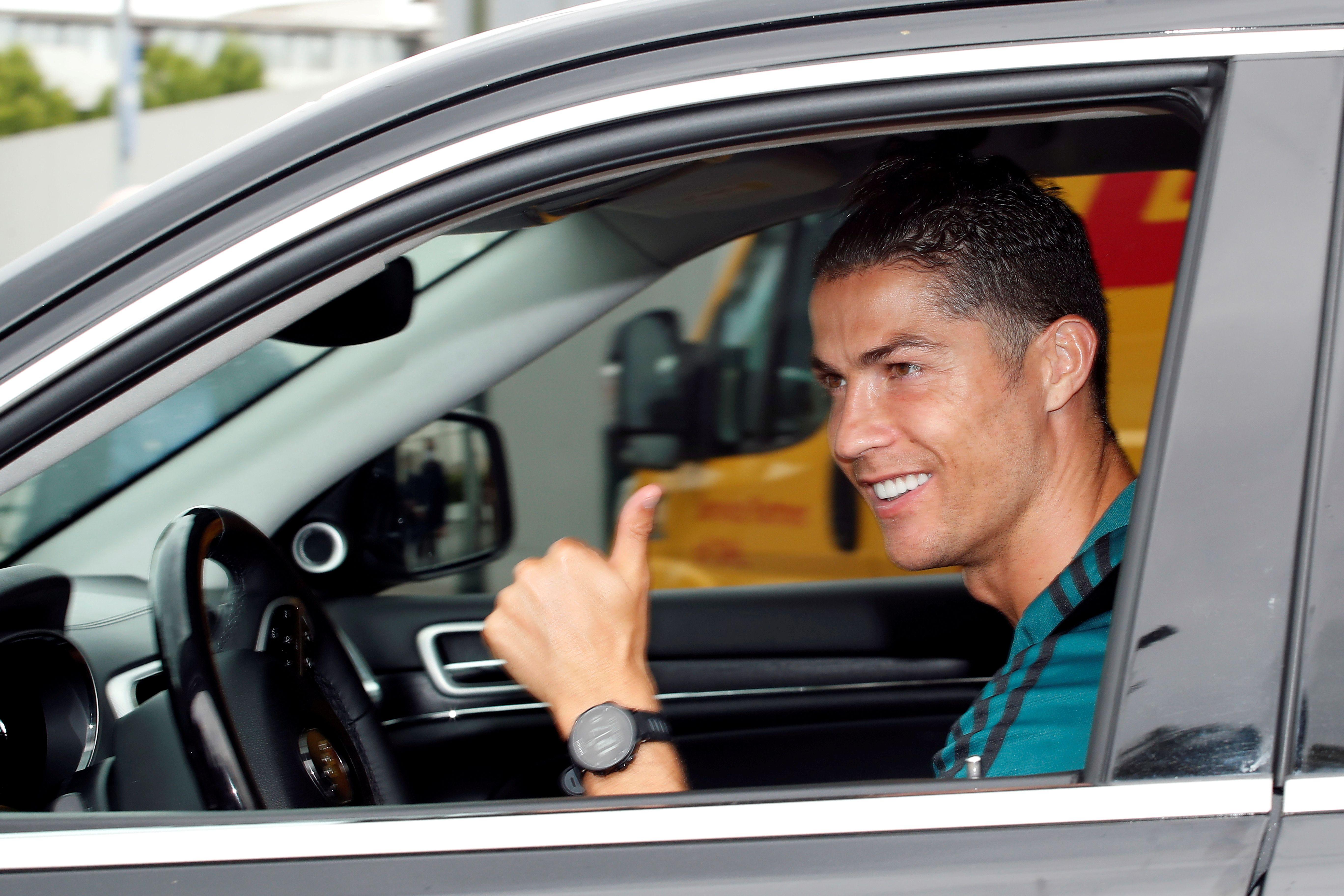 Football - Etranger - Sorti de quarantaine, revoilà Ronaldo