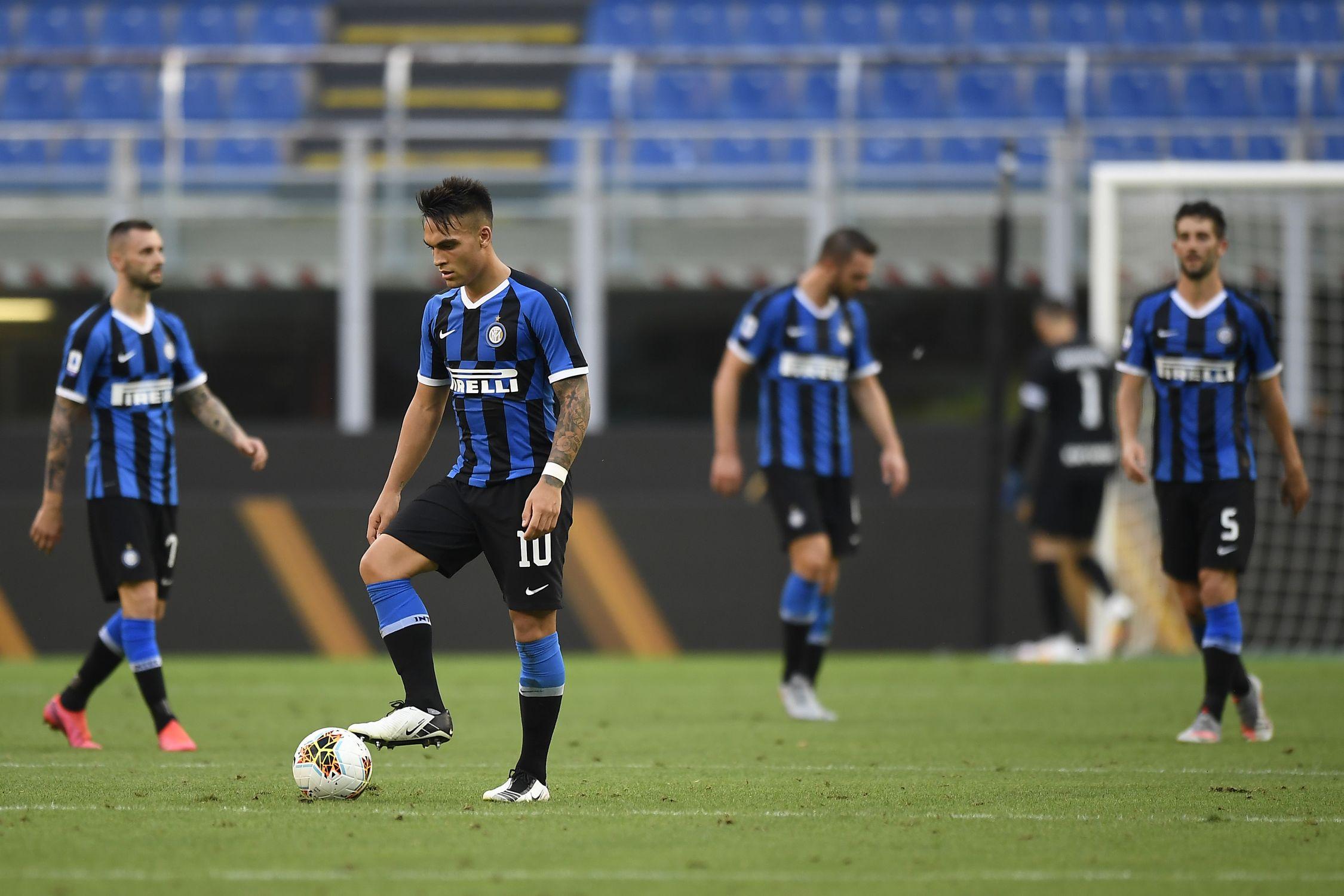 Football - Etranger - Serie A : Hellas Verone-Inter Milan en direct