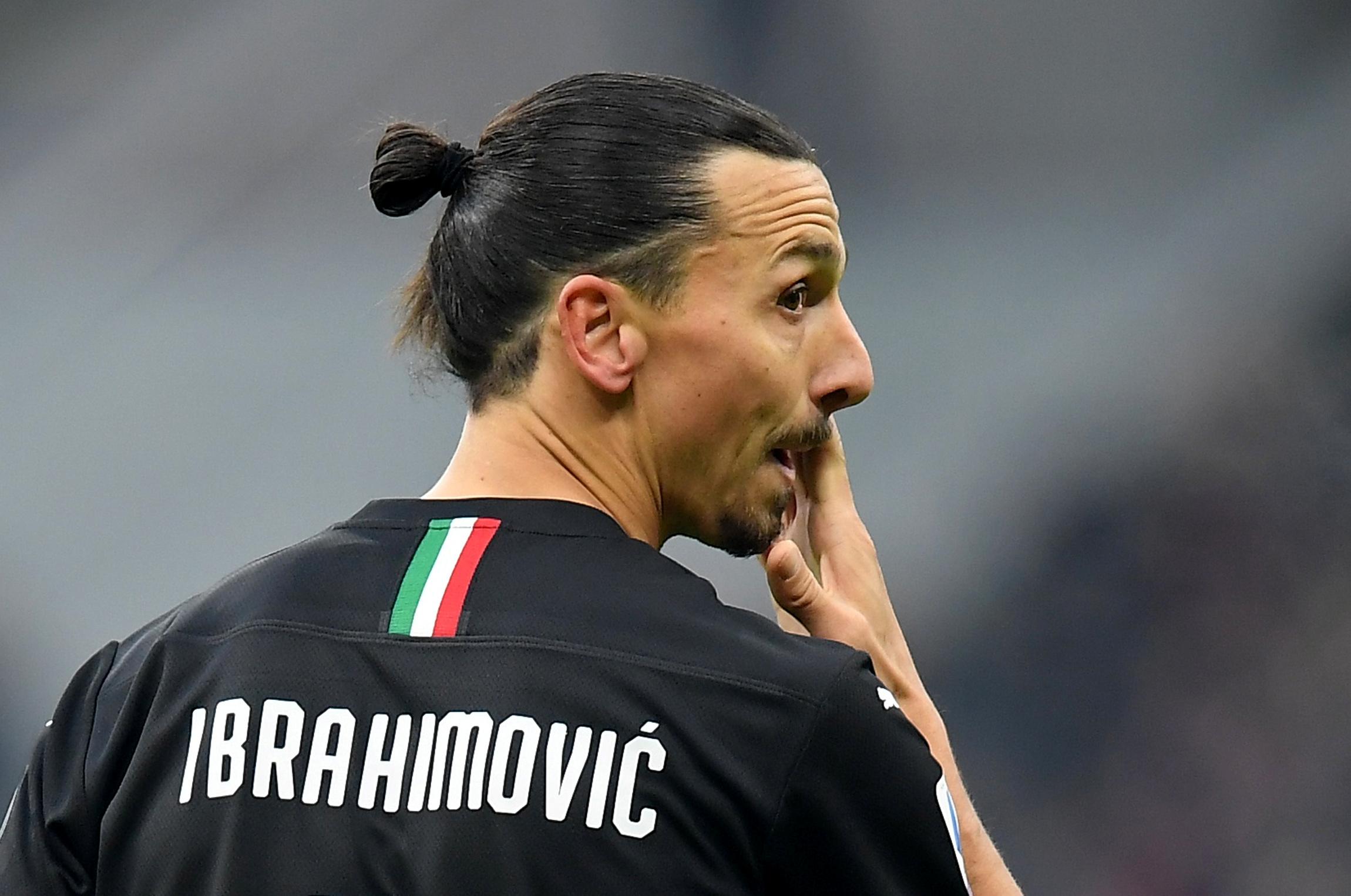 Serie A : Ibrahimovic buteur pour sa première titularisation avec l'AC Milan - Italie - Etranger - Football