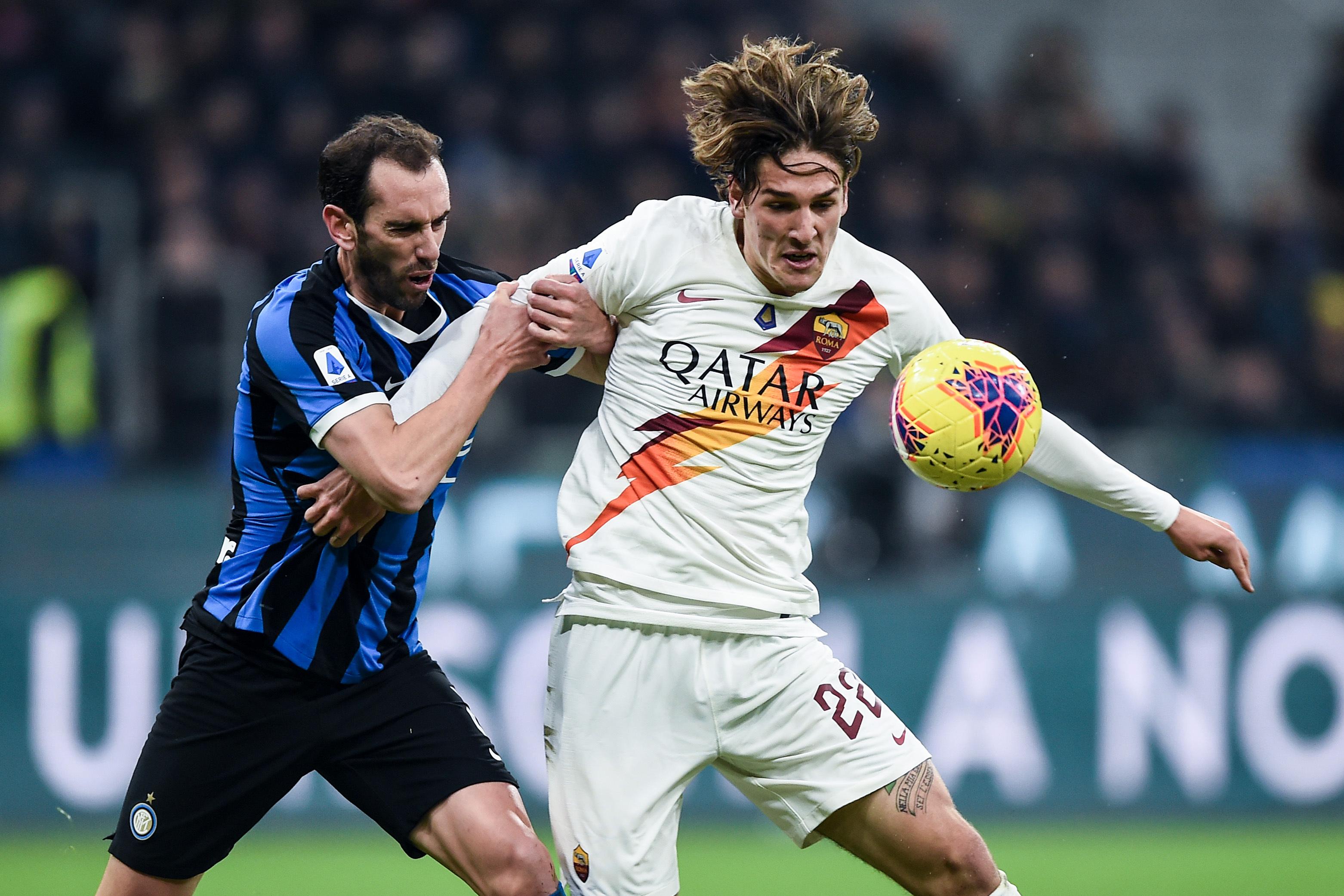 L'Inter Milan, tenu en échec par la Roma, voit son fauteuil de leader menacé - Italie - Etranger - Football