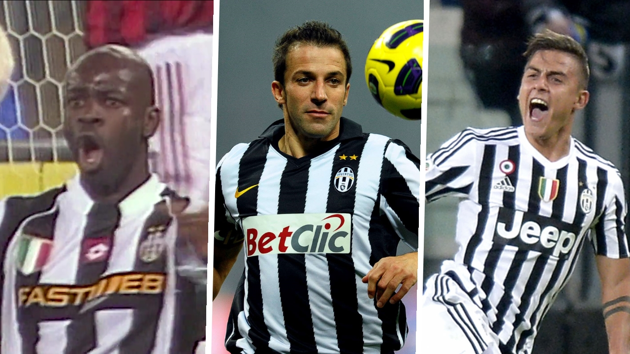 Football - Etranger - Thuram, Del Piero, Dybala... les 5 plus beaux buts de la Juventus contre l'AC Milan