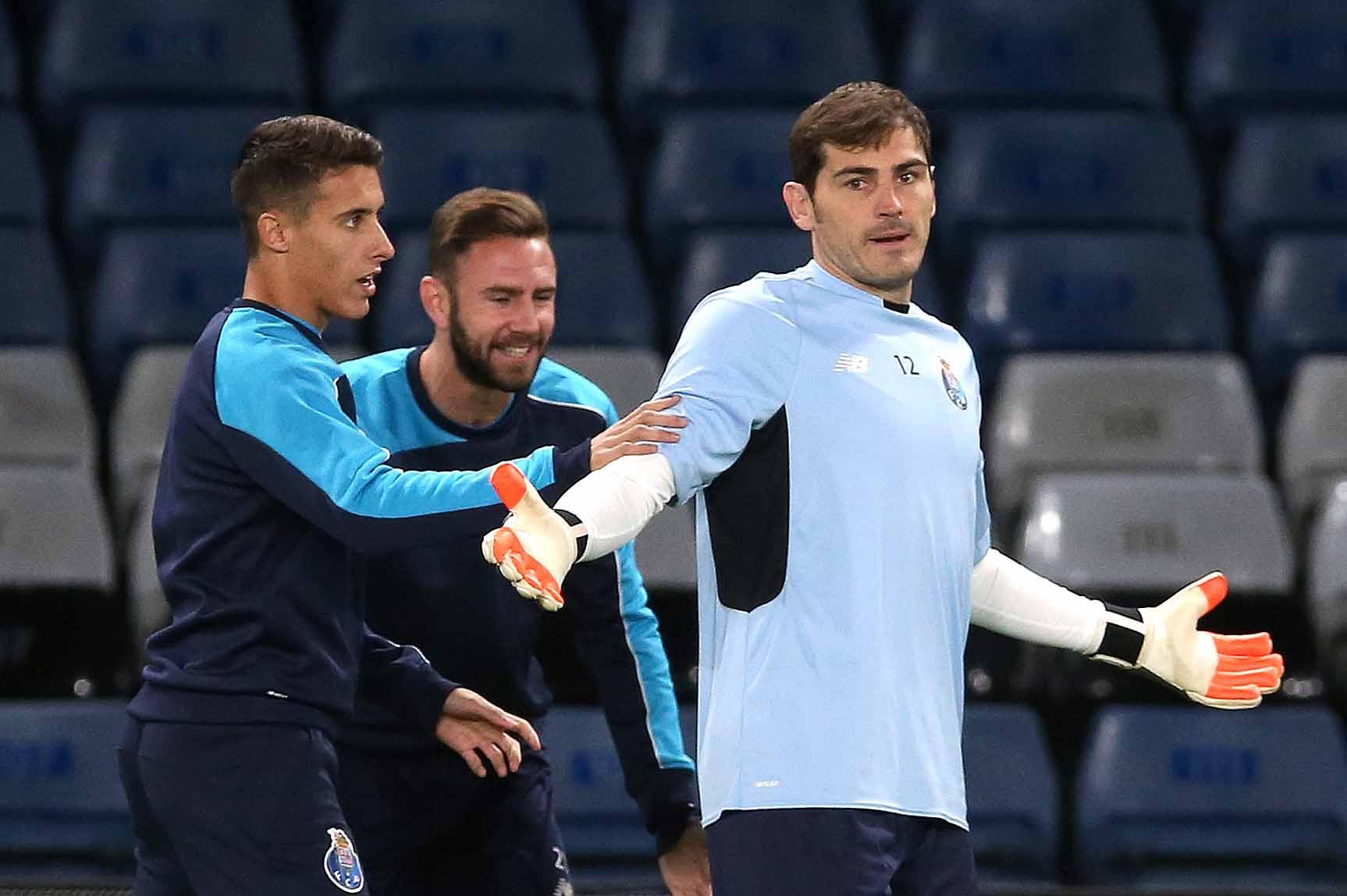 Football - Etranger - La nouvelle belle boulette d'Iker Casillas
