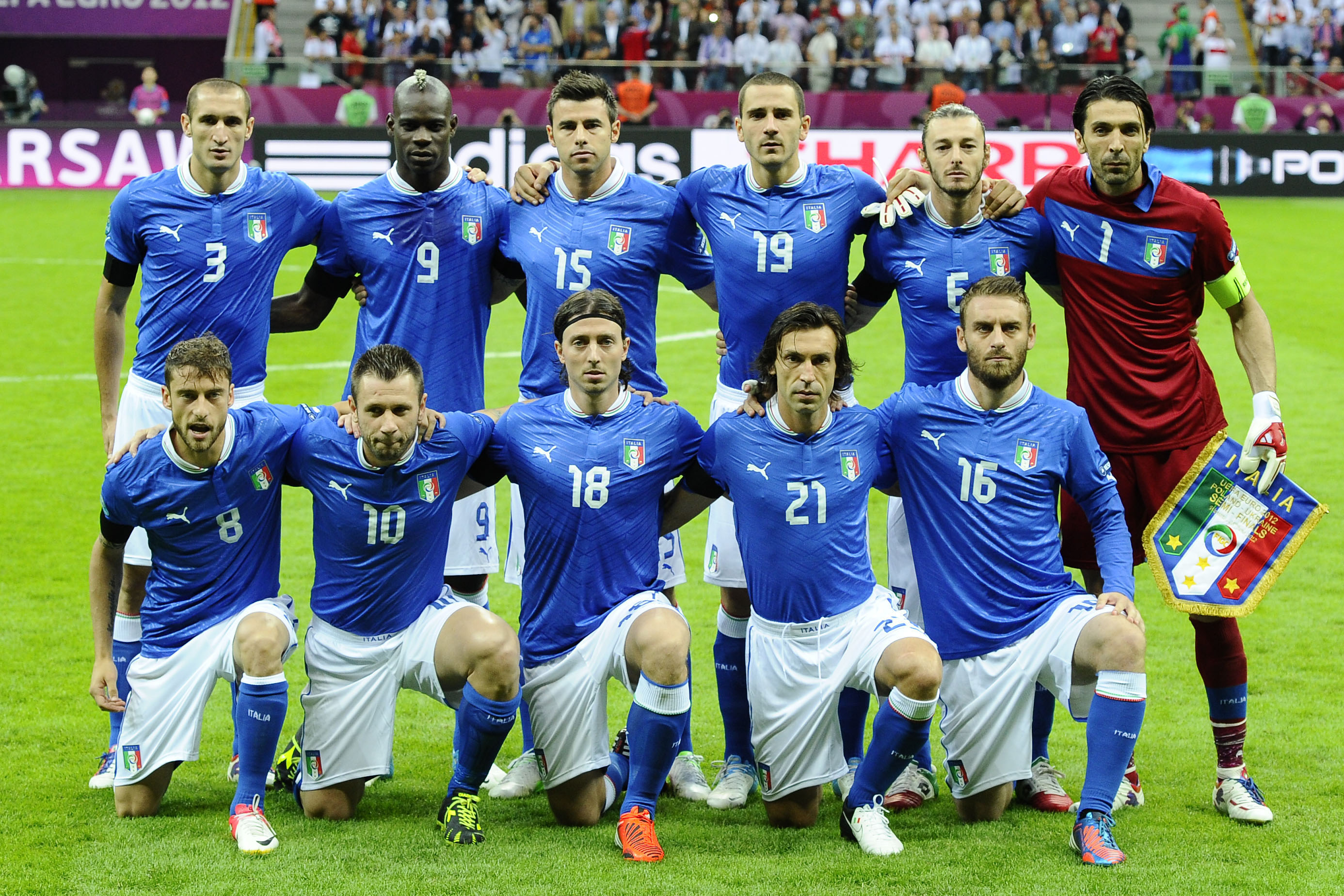Les chiffres apr s allemagne italie journal de l 39 euro - Italie foot coupe du monde ...