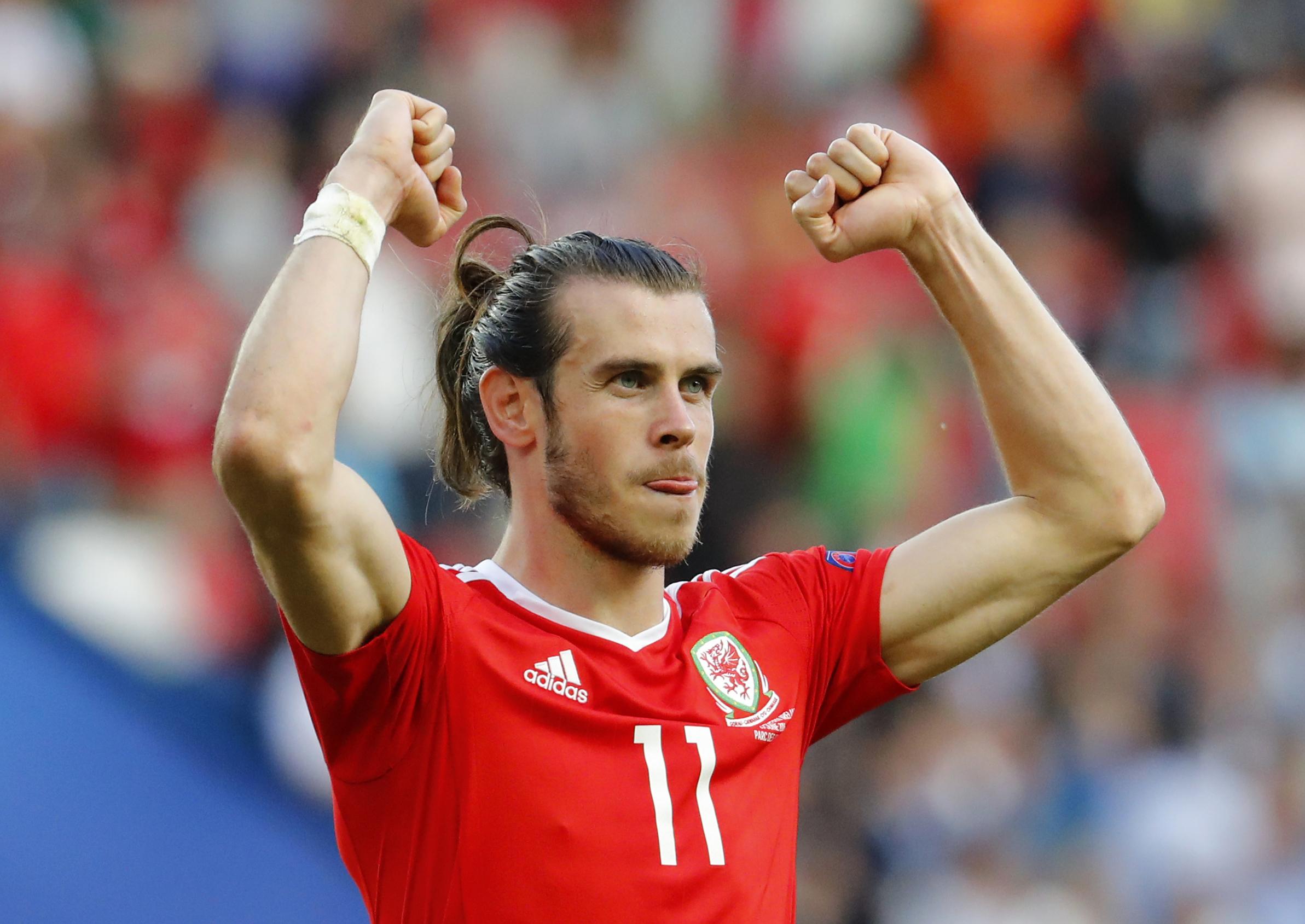 Football - Euro 2016 - Bale : «Continuer à surfer sur la vague pour aller le plus loin possible»