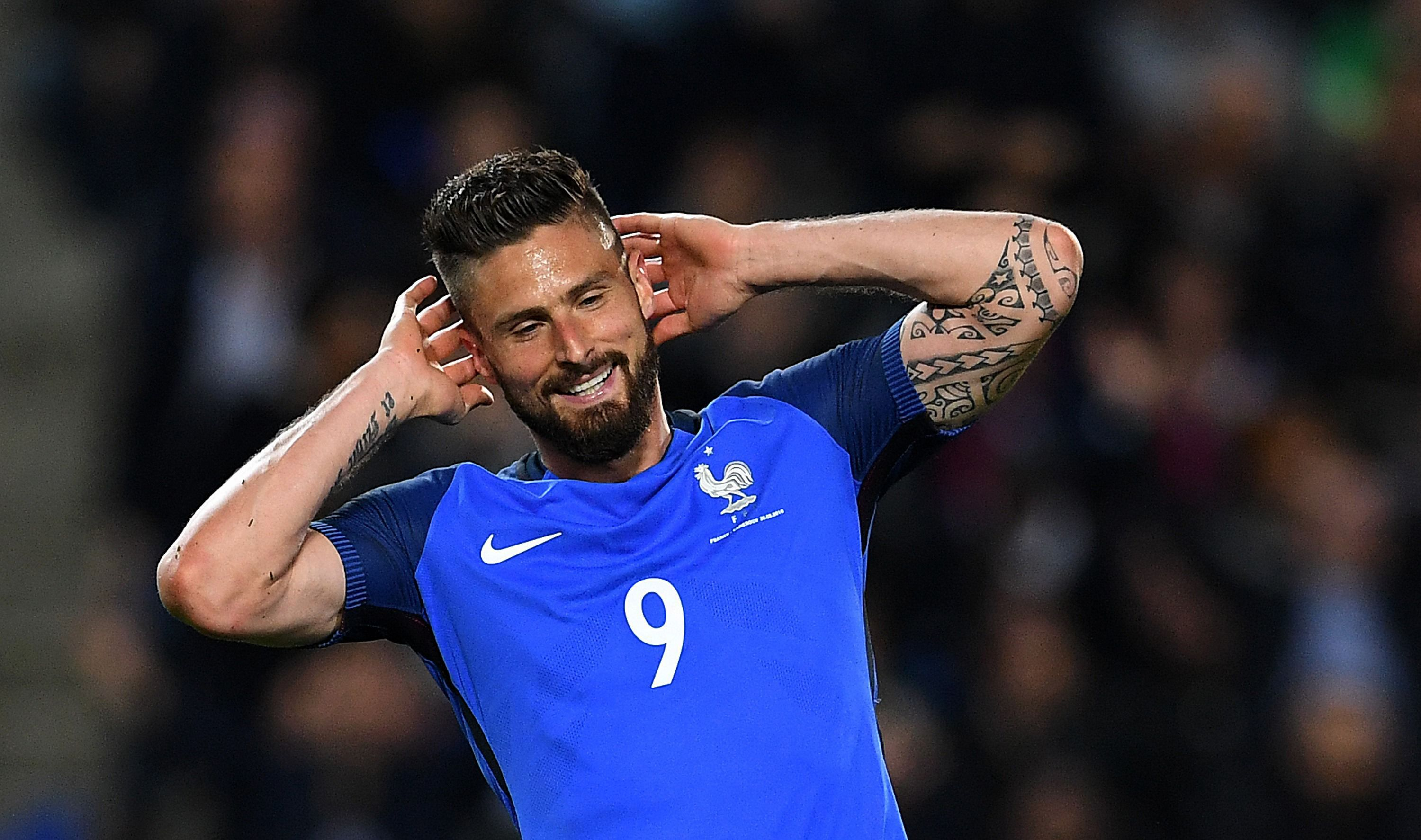 Giroud pourquoi tant de haine euro 2016 football for Olivier giroud squadre attuali